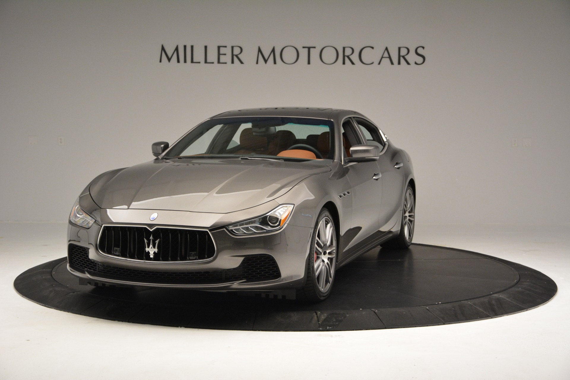 New 2017 Maserati Ghibli S Q4 For Sale In Greenwich, CT 935_main