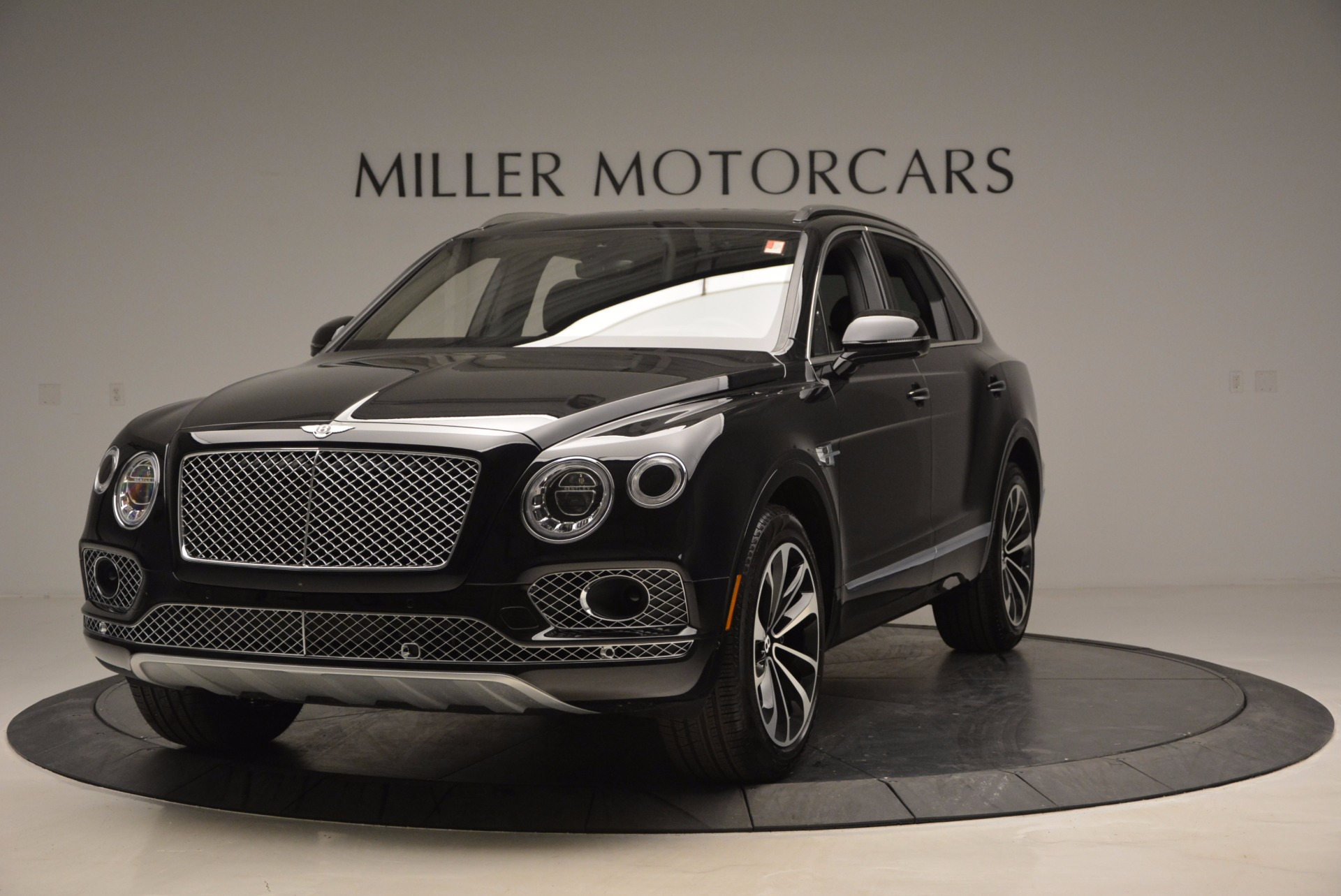 New 2017 Bentley Bentayga  For Sale In Greenwich, CT 941_main