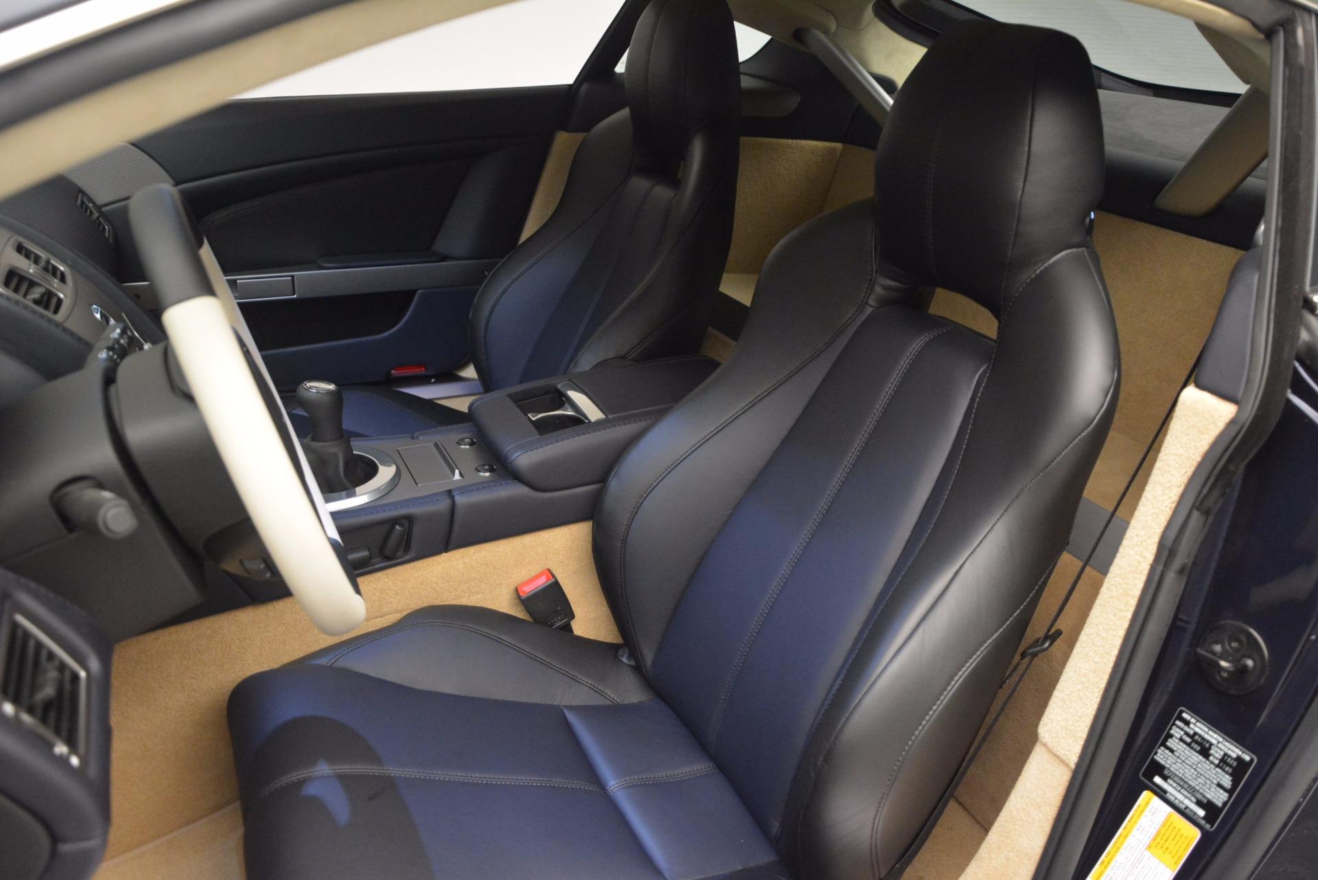 Used 2016 Aston Martin V8 Vantage  For Sale In Greenwich, CT 942_p15