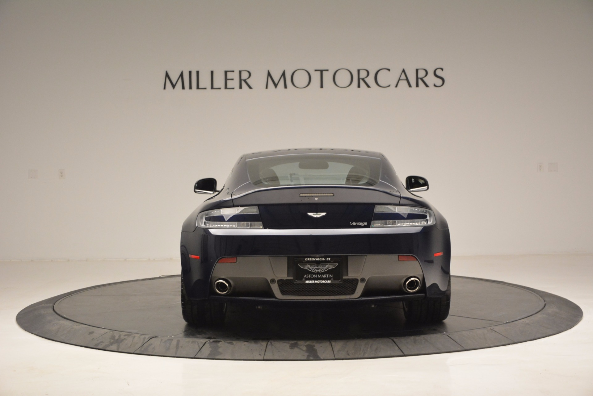 Used 2016 Aston Martin V8 Vantage  For Sale In Greenwich, CT 942_p6