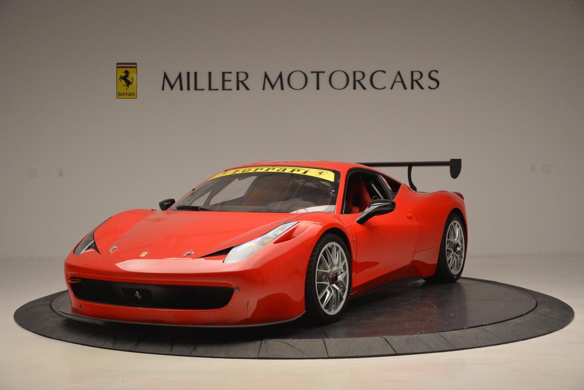 Used 2011 Ferrari 458 Challenge Greenwich Ct
