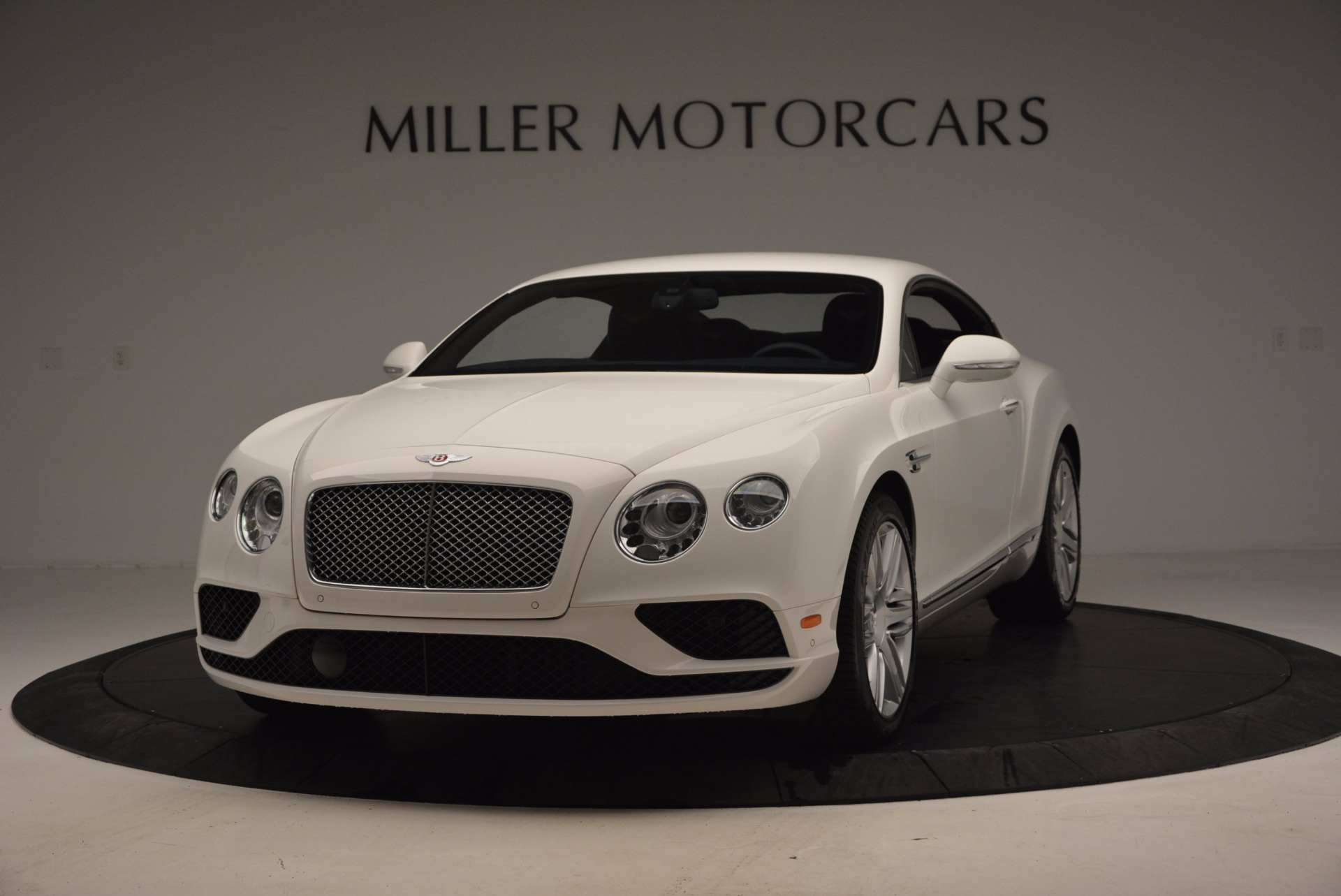 Used 2016 Bentley Continental GT V8 For Sale In Greenwich, CT 946_main