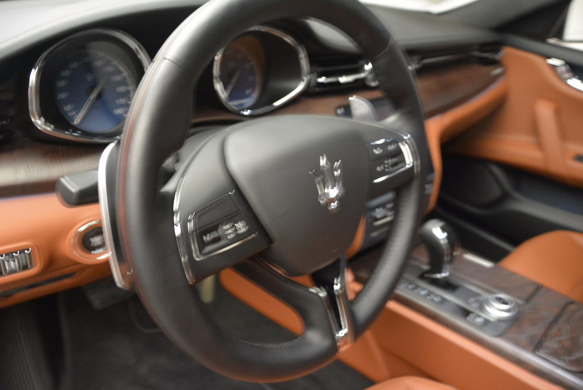 New 2017 Maserati Quattroporte SQ4 For Sale In Greenwich, CT 947_p16