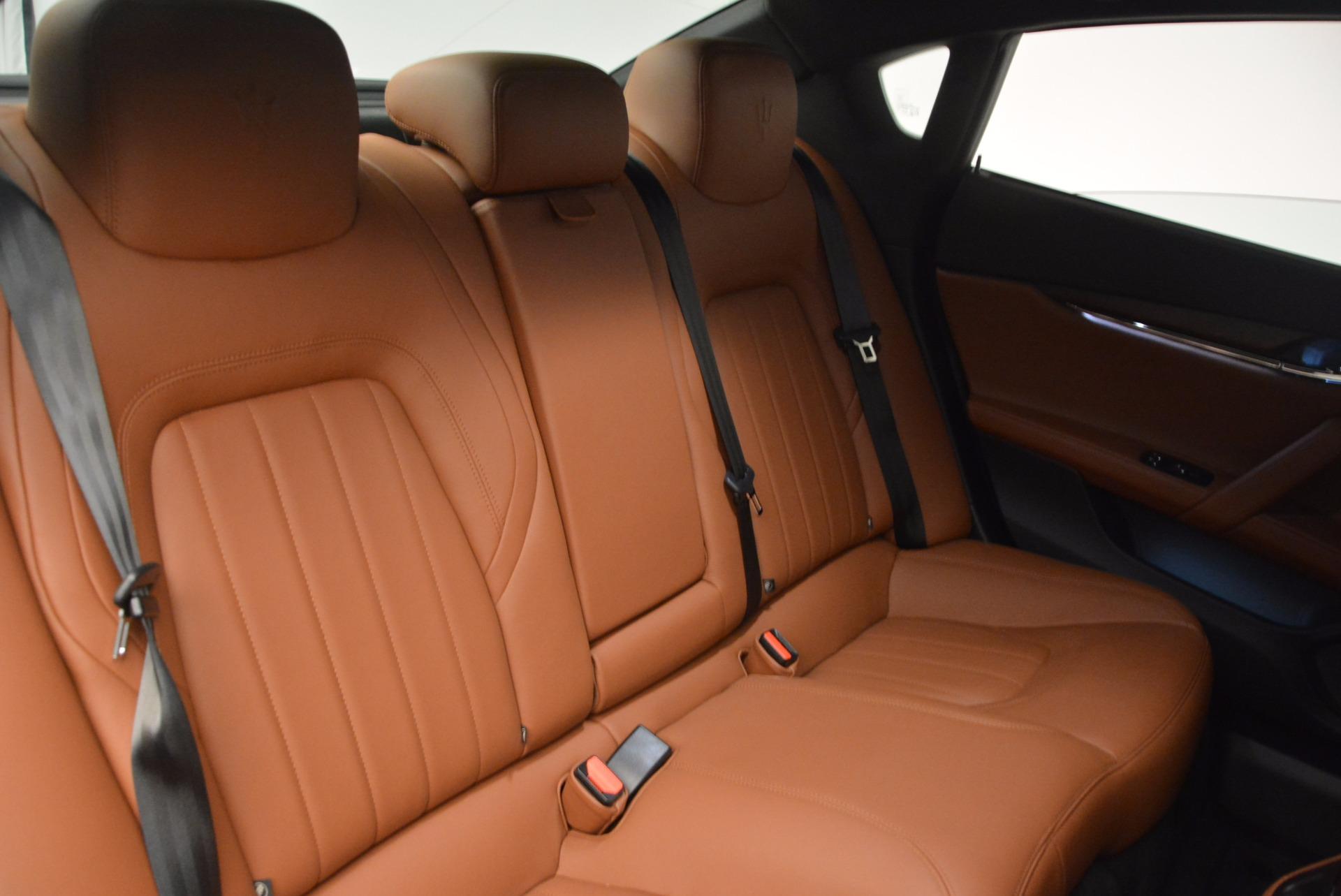 New 2017 Maserati Quattroporte SQ4 For Sale In Greenwich, CT 947_p23