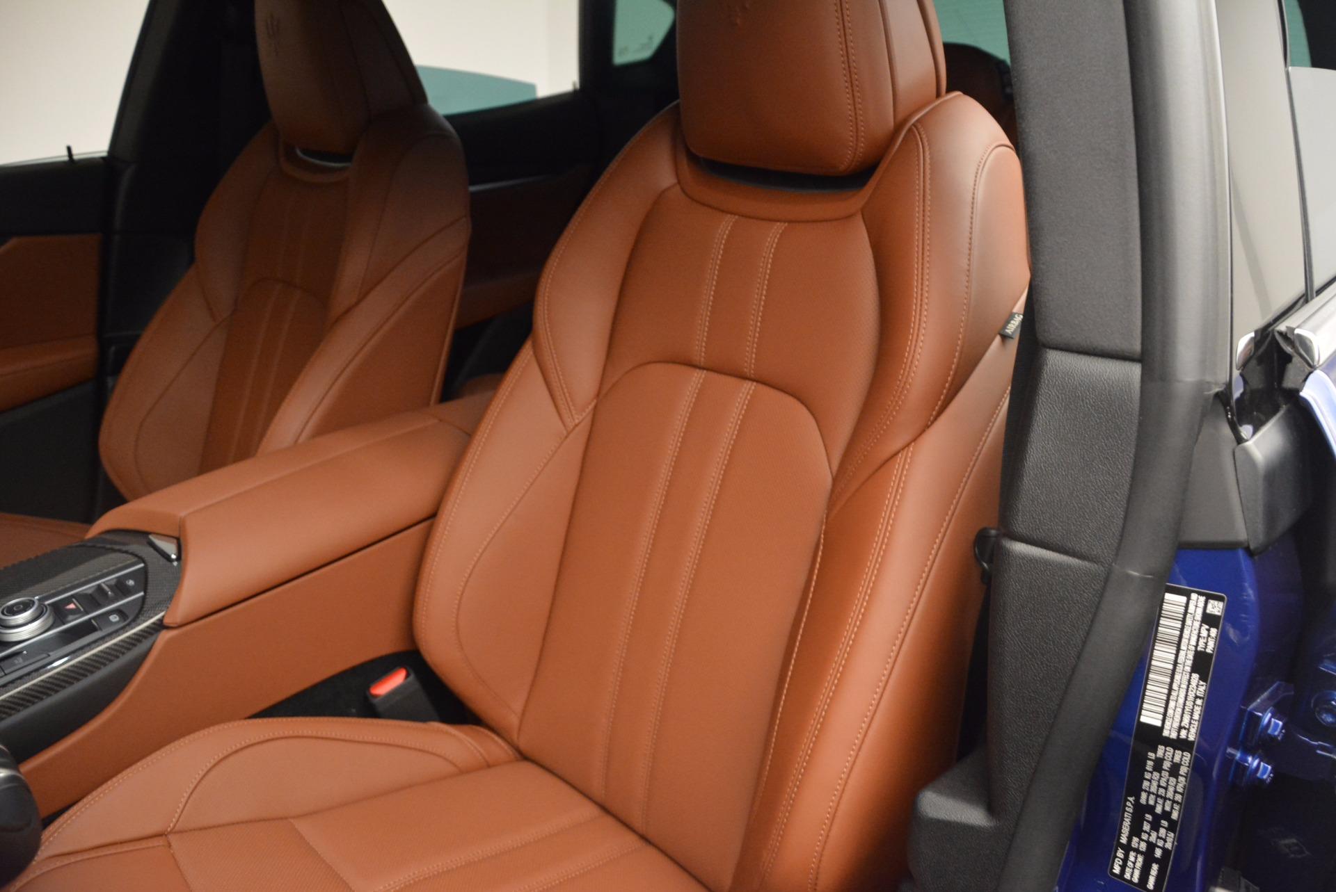 New 2017 Maserati Levante S For Sale In Greenwich, CT 948_p28