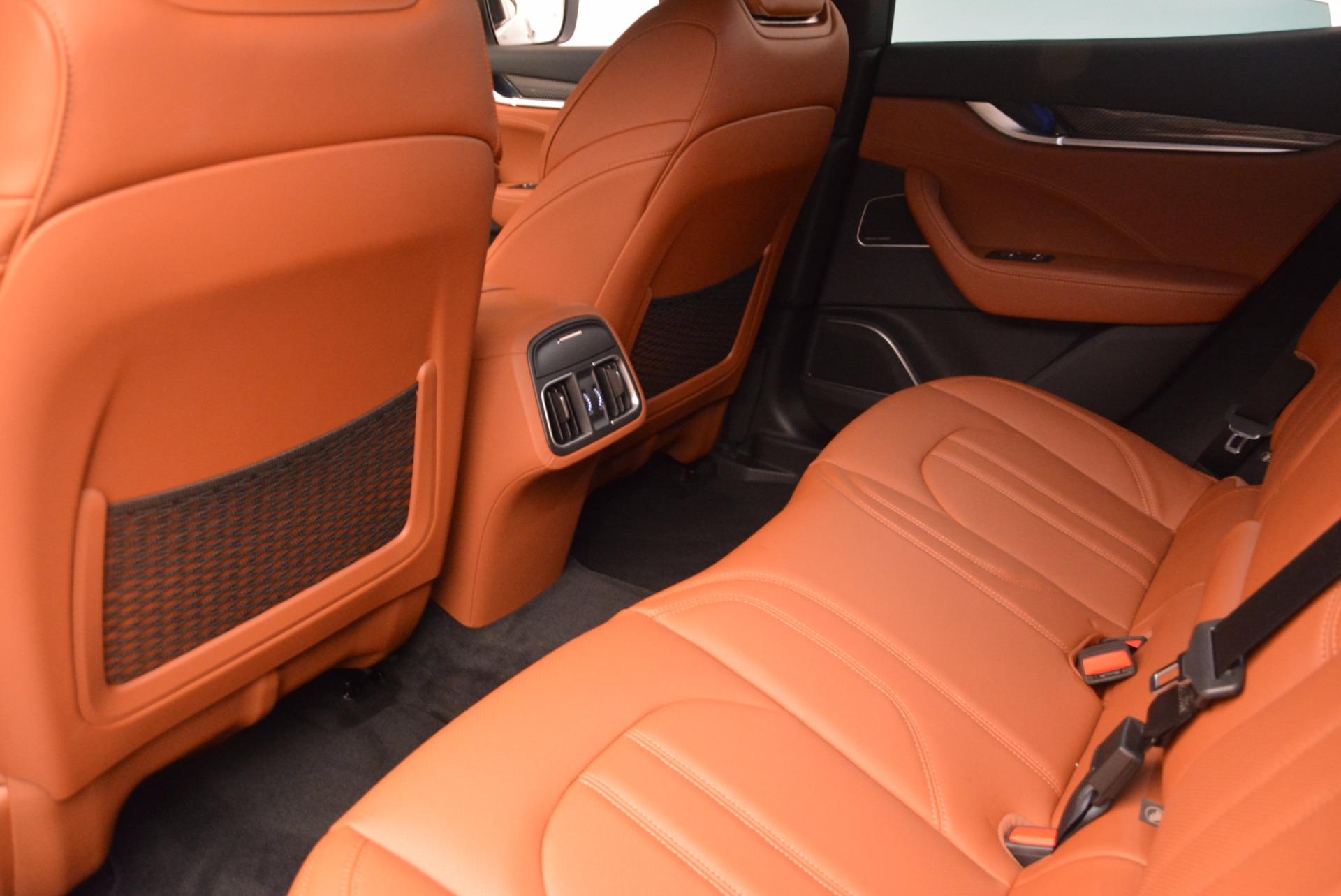 New 2017 Maserati Levante S For Sale In Greenwich, CT 948_p29