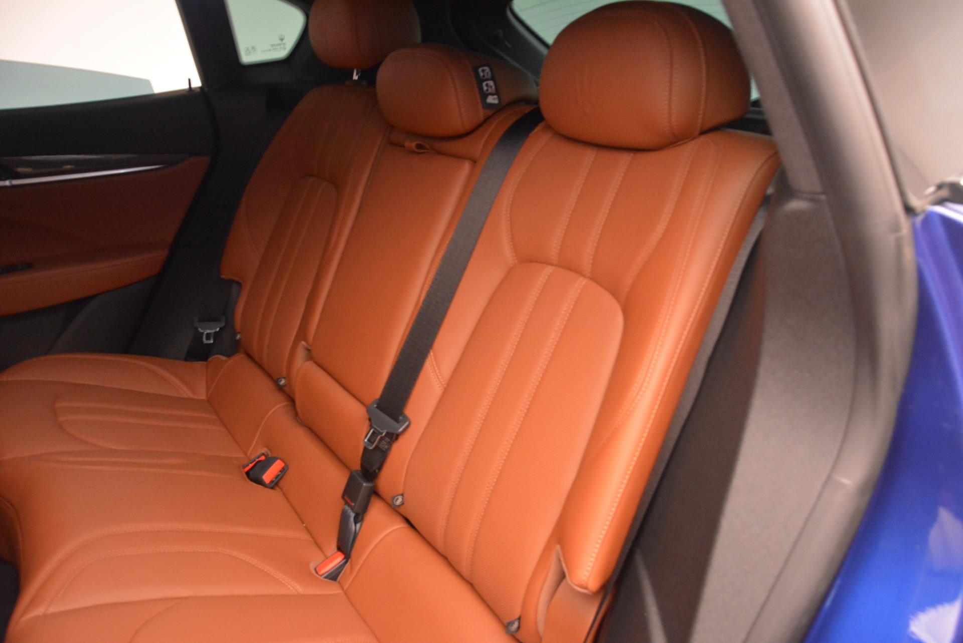 New 2017 Maserati Levante S For Sale In Greenwich, CT 948_p31