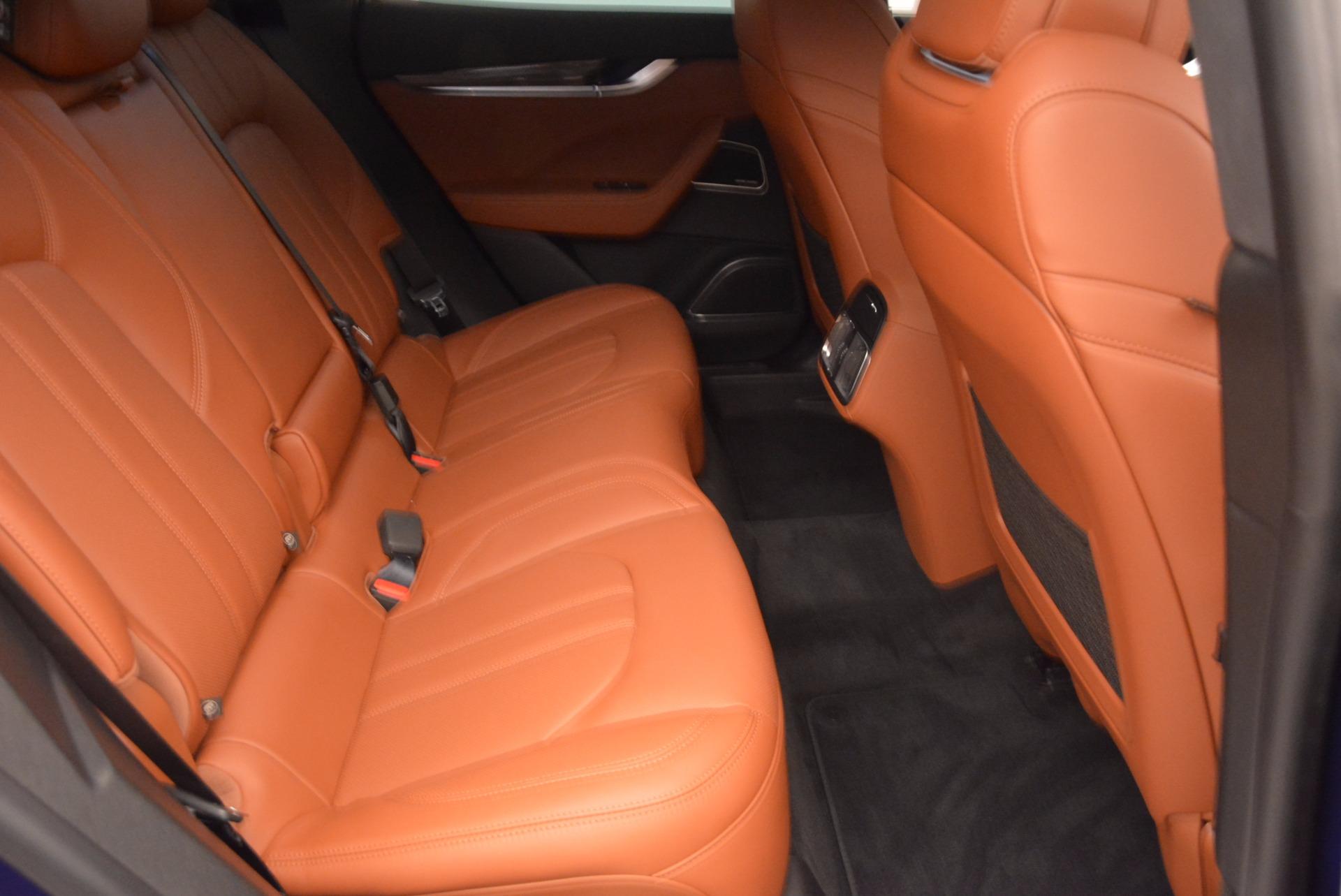 New 2017 Maserati Levante S For Sale In Greenwich, CT 948_p33
