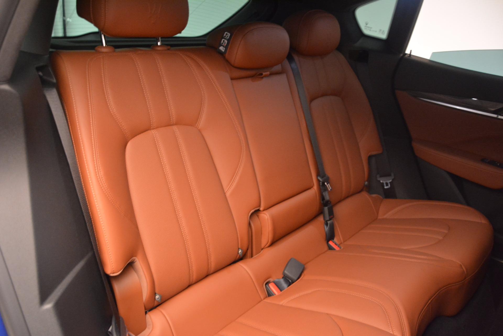 New 2017 Maserati Levante S For Sale In Greenwich, CT 948_p34