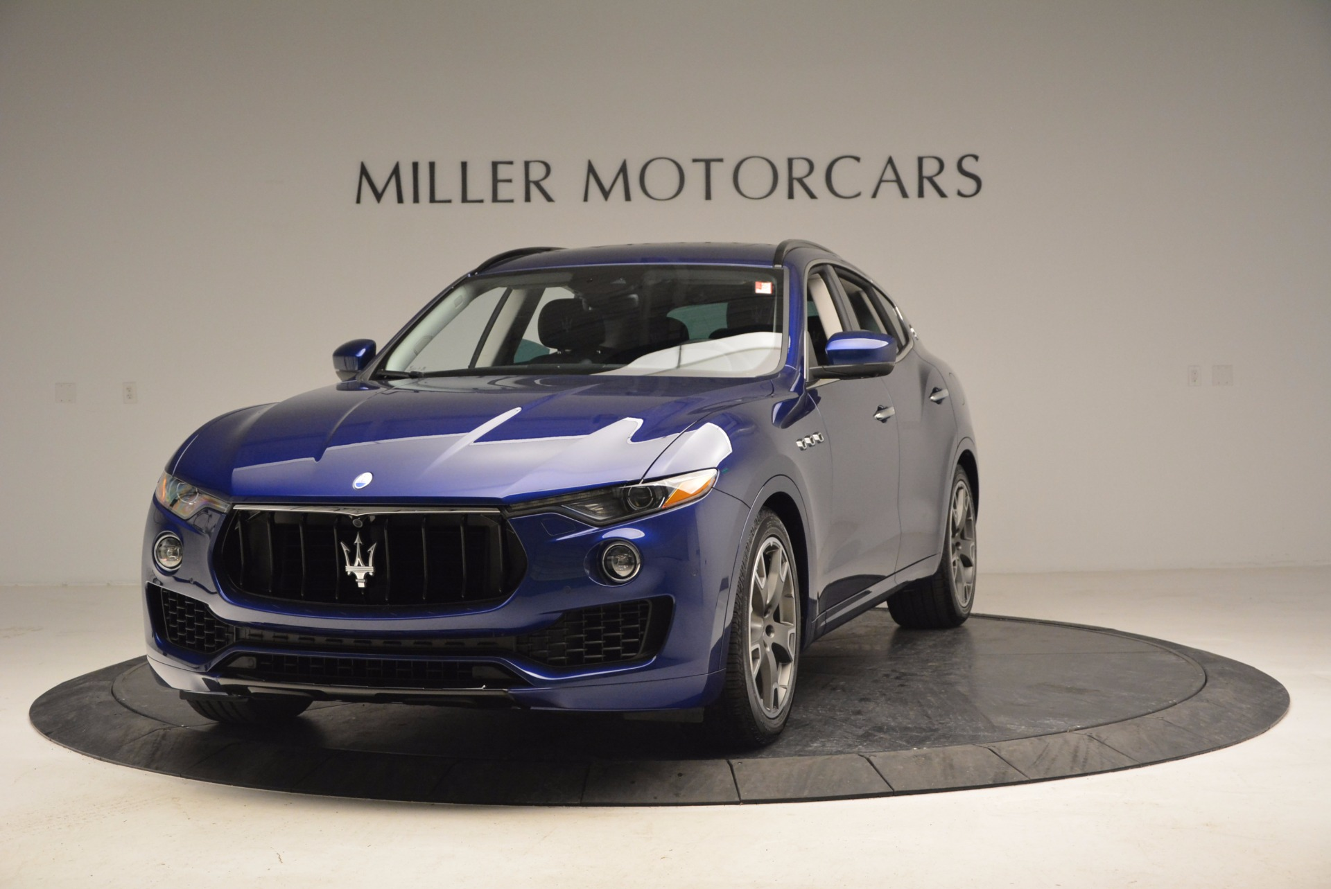 New 2017 Maserati Levante S For Sale In Greenwich, CT 949_main