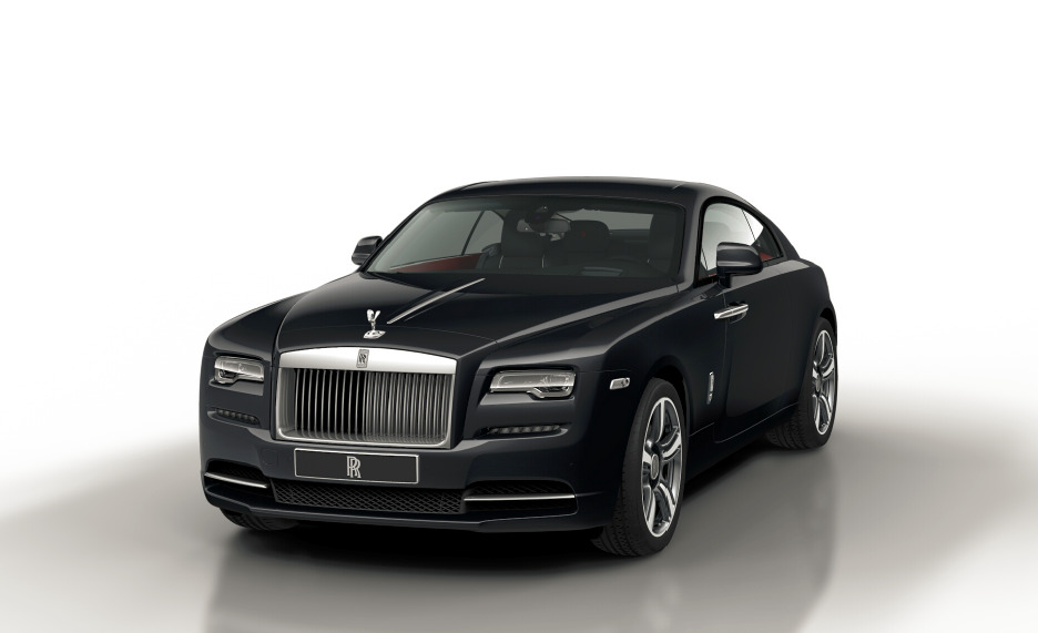 New 2017 Rolls-Royce Wraith  For Sale In Greenwich, CT 951_main