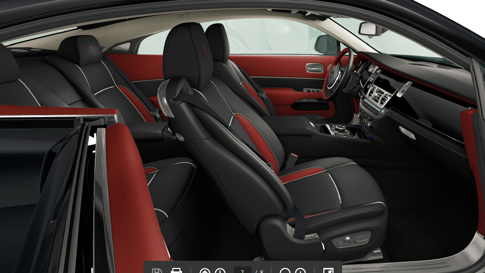 New 2017 Rolls-Royce Wraith  For Sale In Greenwich, CT 951_p5