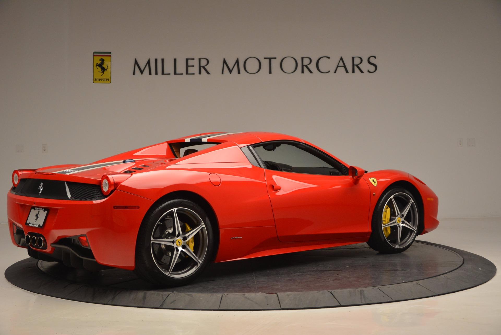 Used 2014 Ferrari 458 Spider  For Sale In Greenwich, CT 952_p20