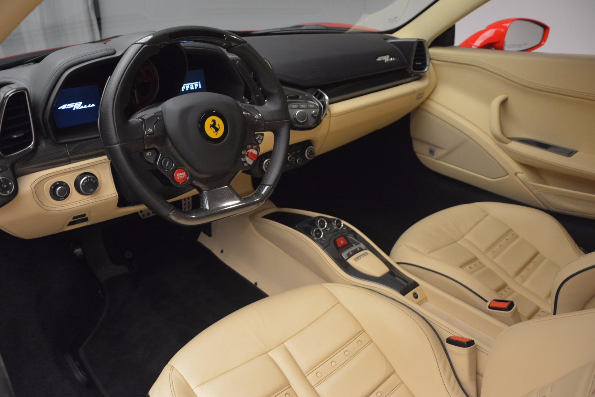 Used 2011 Ferrari 458 Italia  For Sale In Greenwich, CT 953_p13