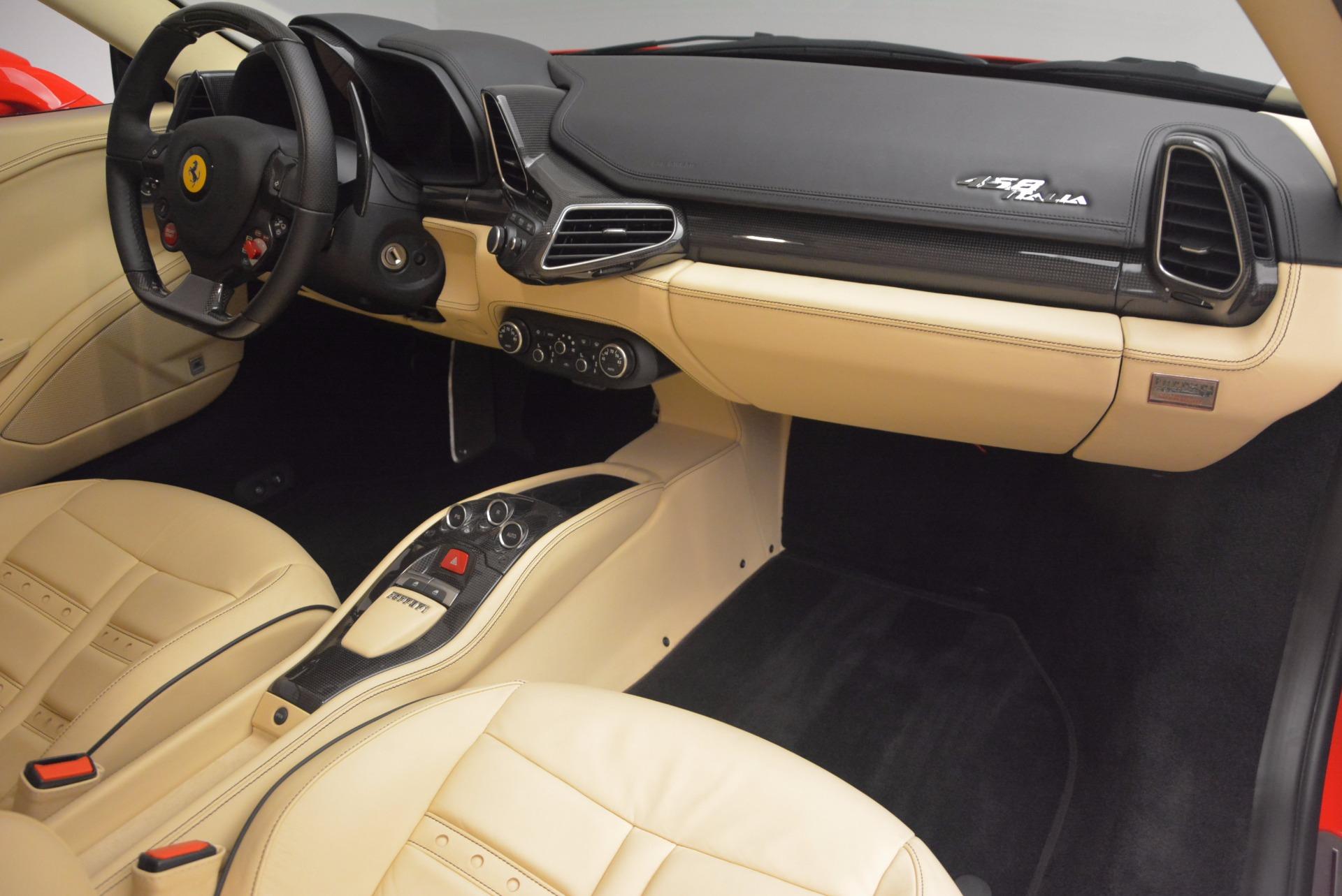 Used 2011 Ferrari 458 Italia  For Sale In Greenwich, CT 953_p17