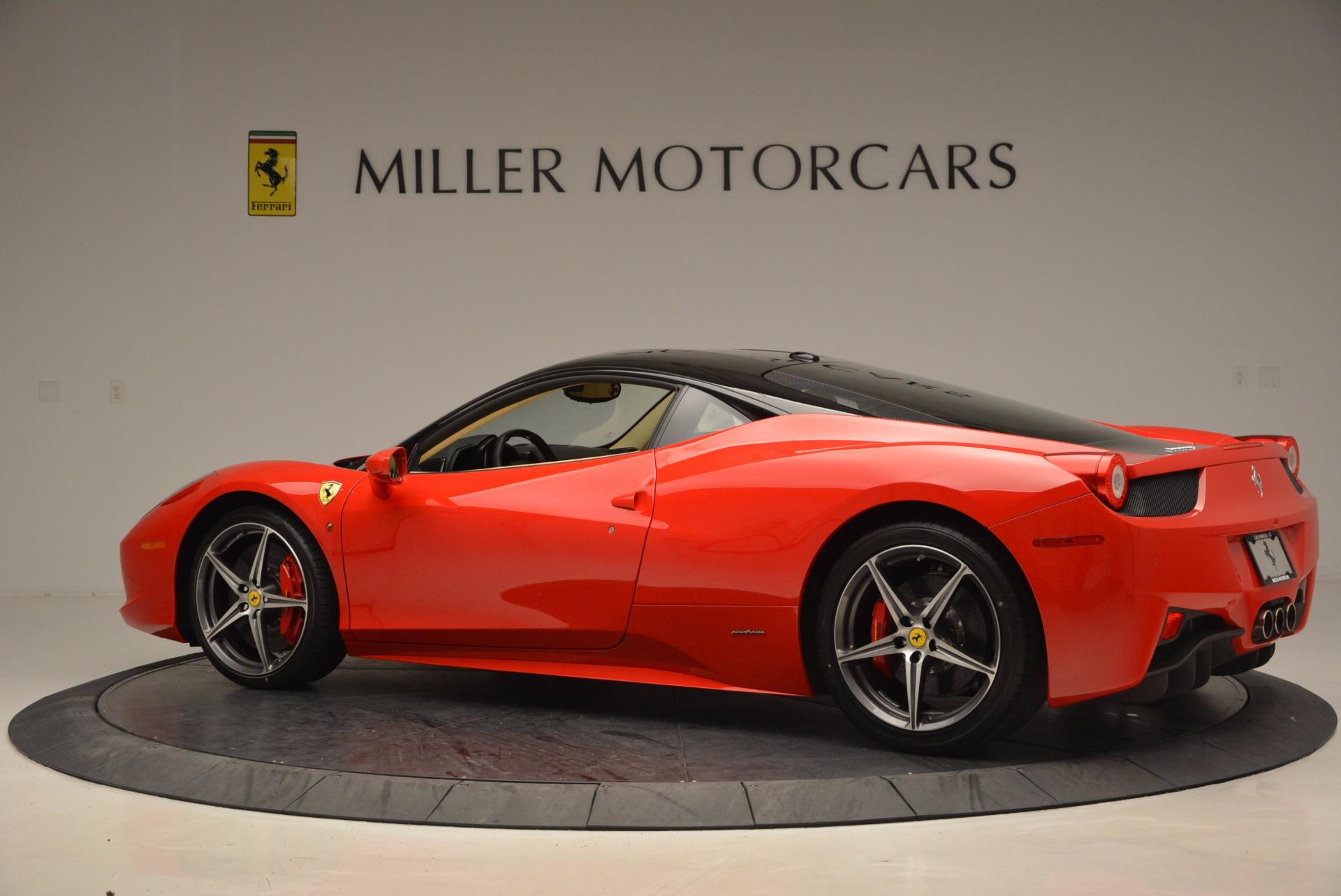Used 2011 Ferrari 458 Italia  For Sale In Greenwich, CT 953_p4