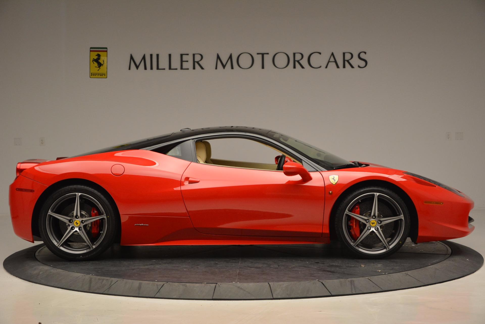Used 2011 Ferrari 458 Italia  For Sale In Greenwich, CT 953_p9