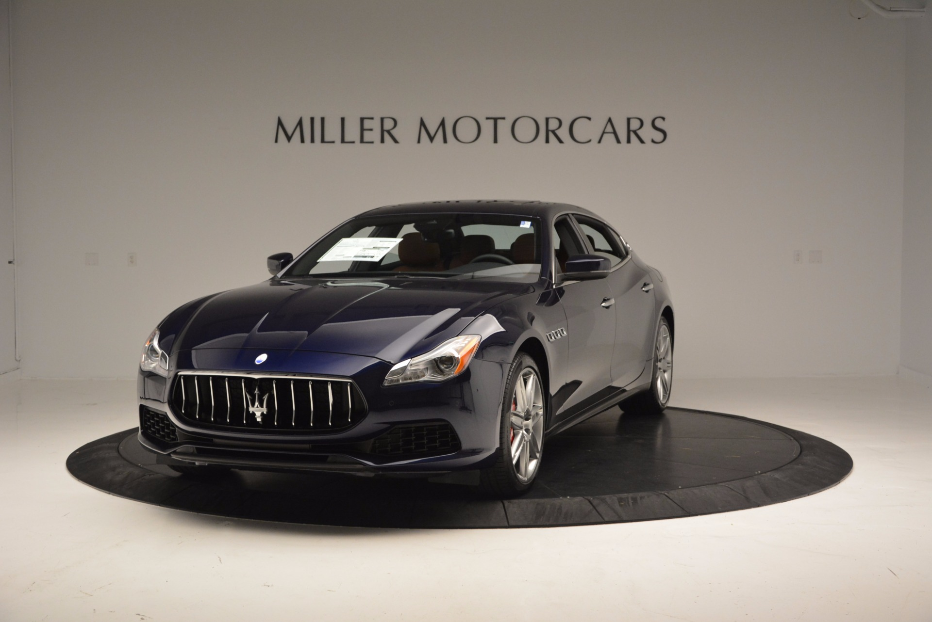 New 2017 Maserati Quattroporte S Q4 For Sale In Greenwich, CT 957_main