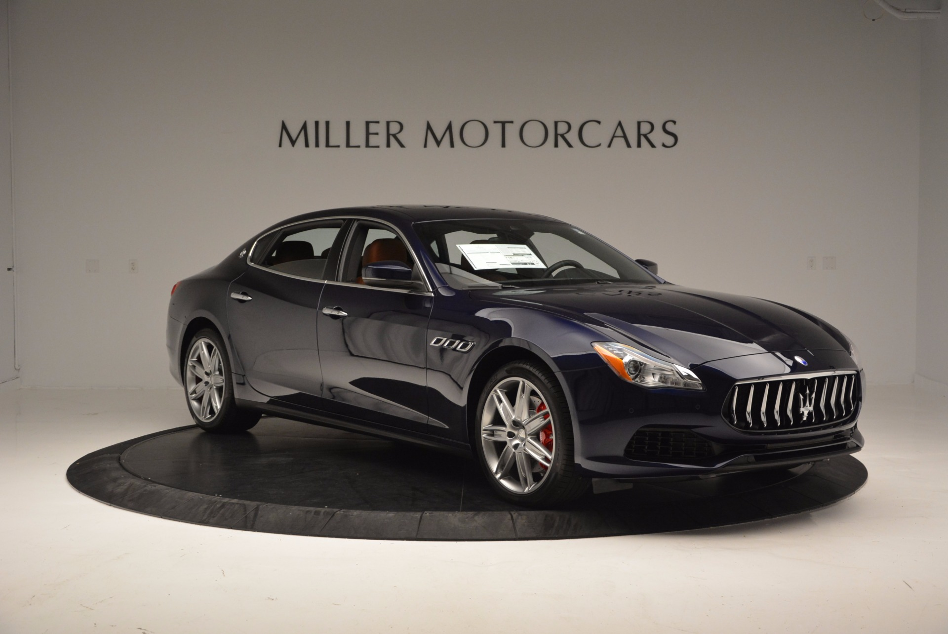 New 2017 Maserati Quattroporte S Q4 For Sale In Greenwich, CT 957_p11