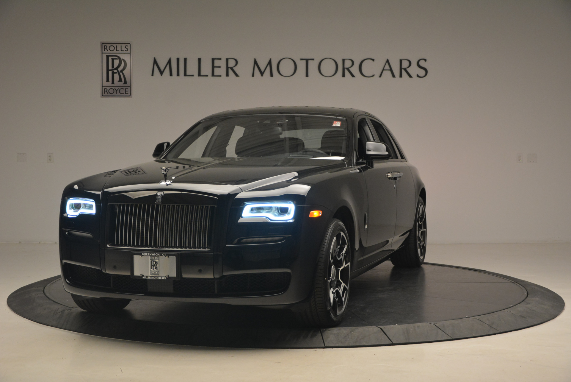 New 2017 Rolls-Royce Ghost Black Badge For Sale In Greenwich, CT 958_main
