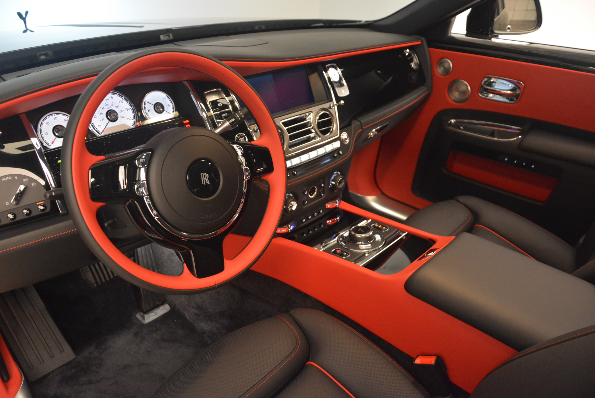New 2017 Rolls-Royce Ghost Black Badge For Sale In Greenwich, CT 958_p20