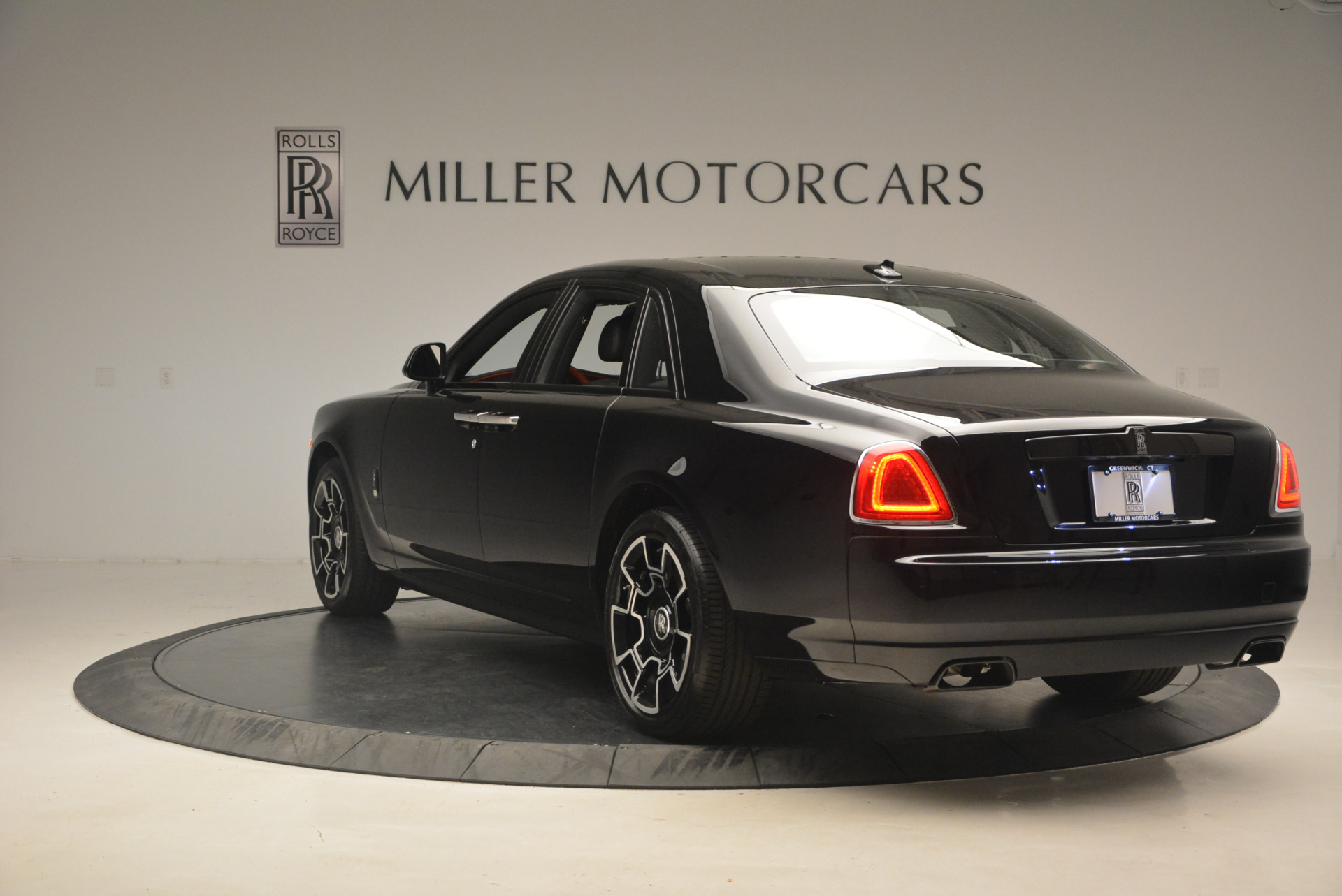 New 2017 Rolls-Royce Ghost Black Badge For Sale In Greenwich, CT 958_p8
