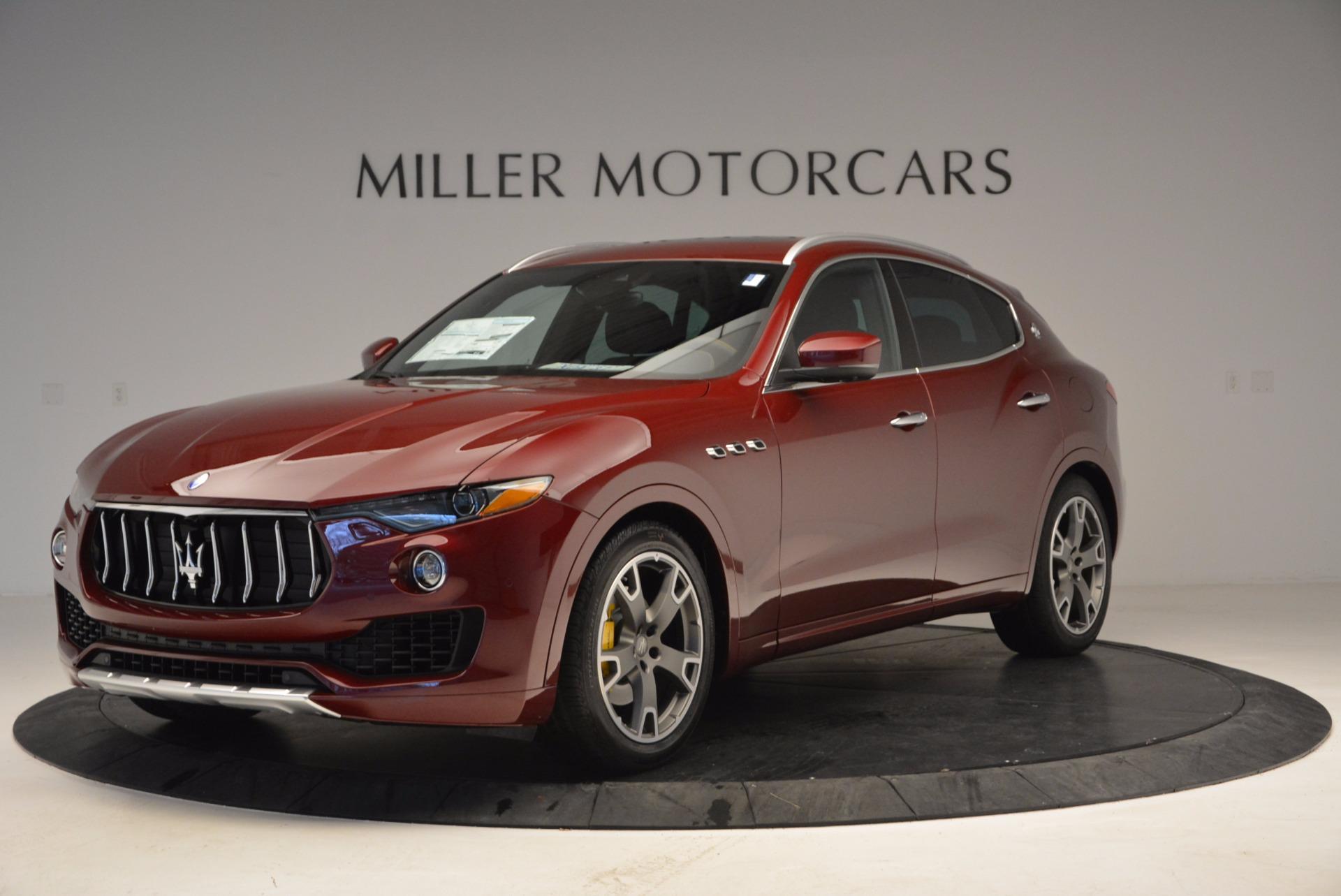 New 2017 Maserati Levante  For Sale In Greenwich, CT 959_main