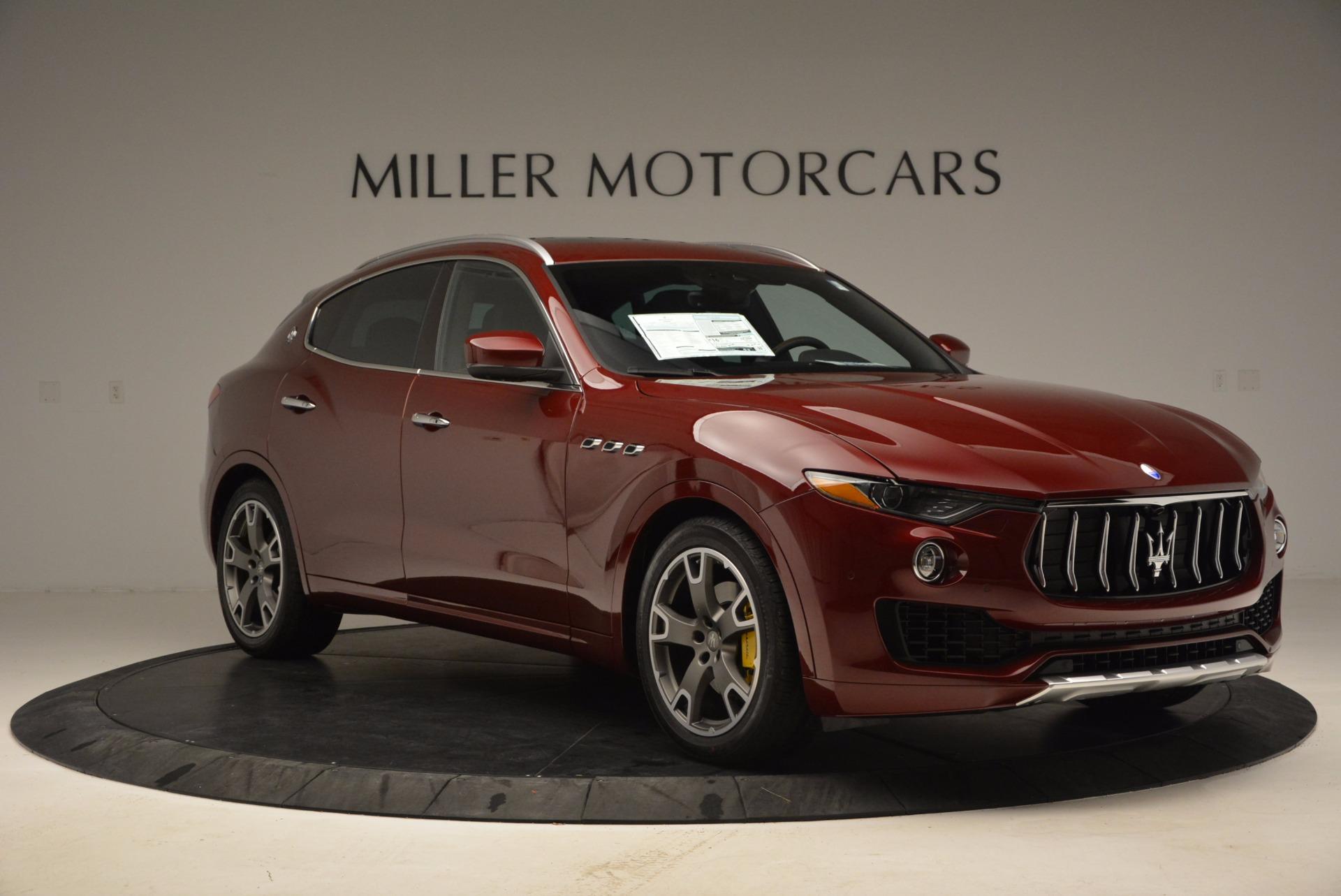 New 2017 Maserati Levante  For Sale In Greenwich, CT 959_p11