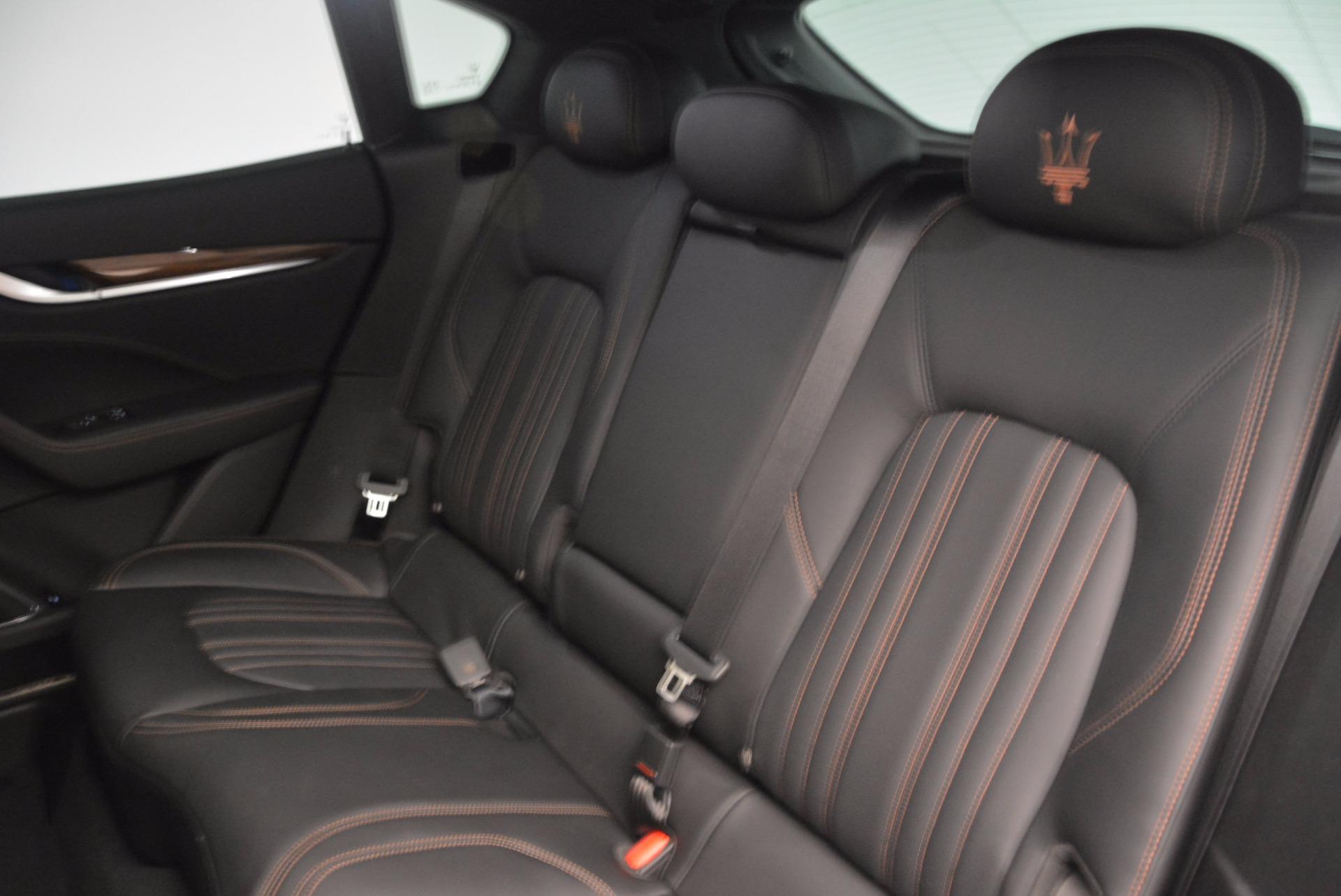 New 2017 Maserati Levante  For Sale In Greenwich, CT 959_p17