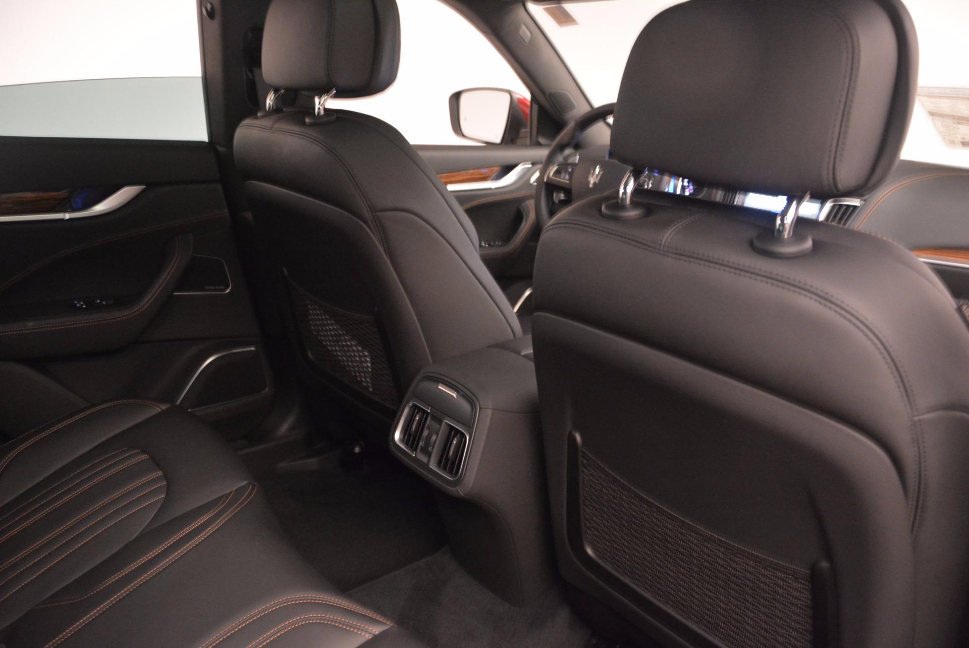 New 2017 Maserati Levante  For Sale In Greenwich, CT 959_p24