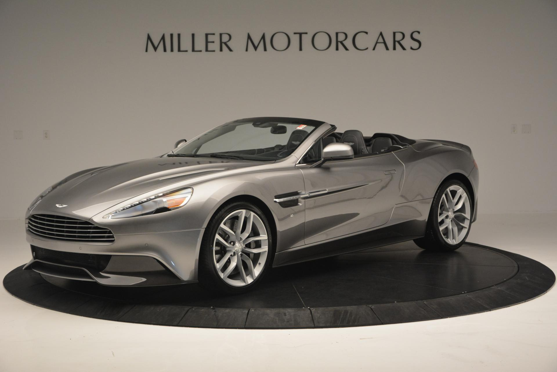 Used 2016 Aston Martin Vanquish Convertible For Sale In Greenwich, CT 96_main