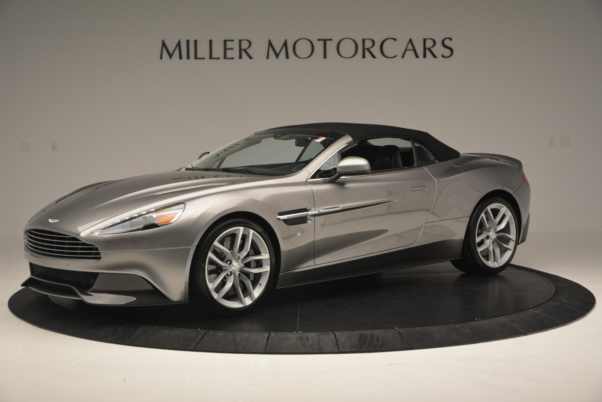 Used 2016 Aston Martin Vanquish Convertible For Sale In Greenwich, CT 96_p14