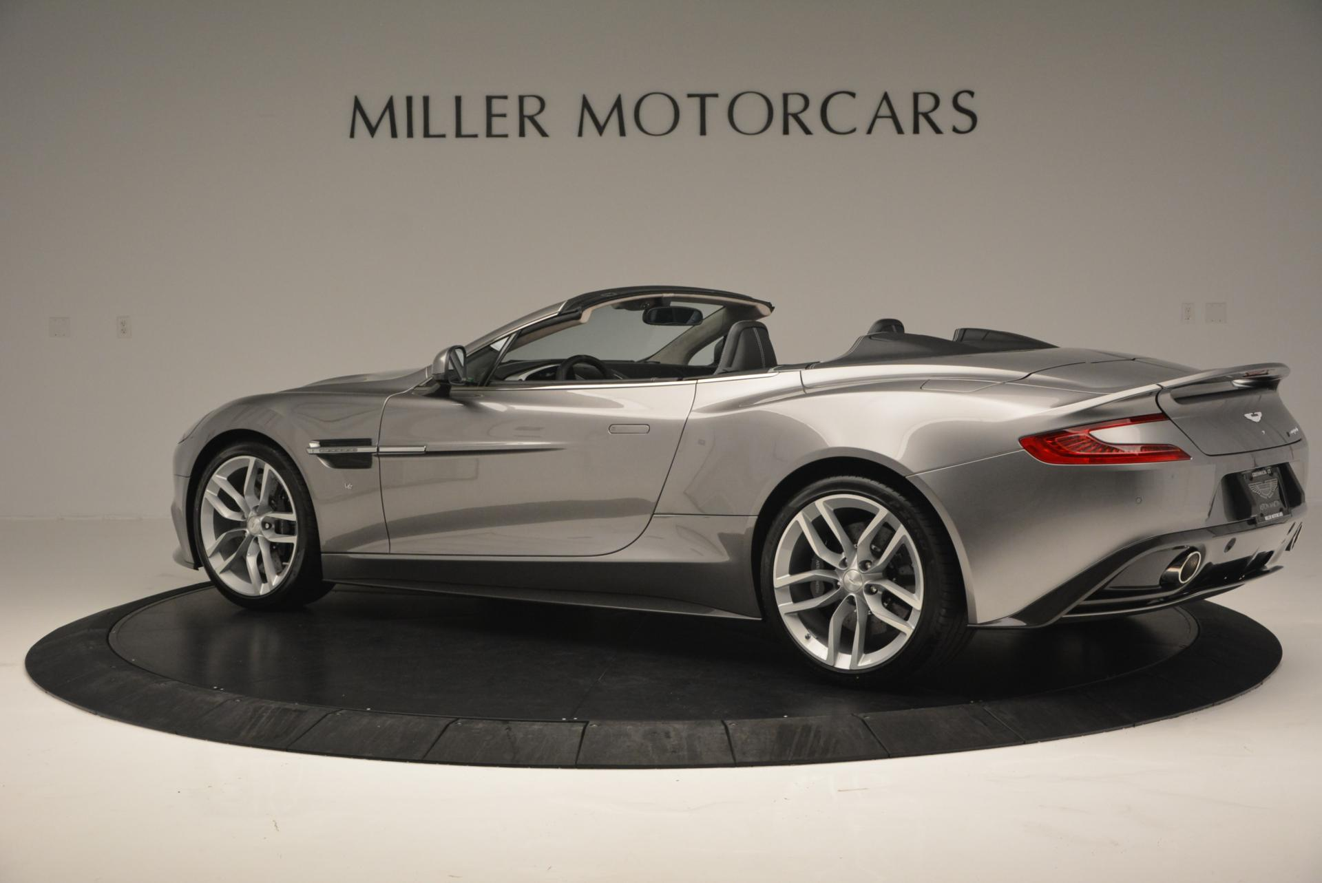 Used 2016 Aston Martin Vanquish Convertible For Sale In Greenwich, CT 96_p4