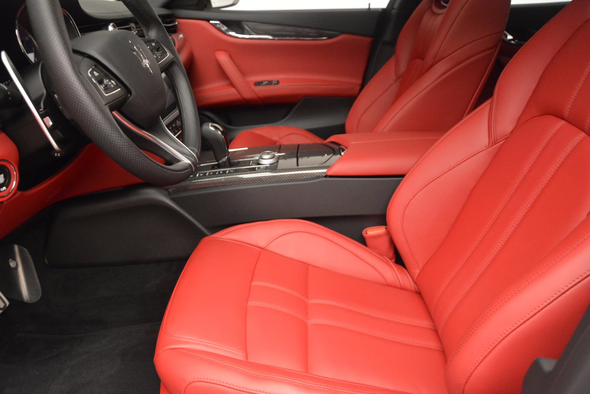 New 2017 Maserati Quattroporte S Q4 GranSport For Sale In Greenwich, CT 960_p14