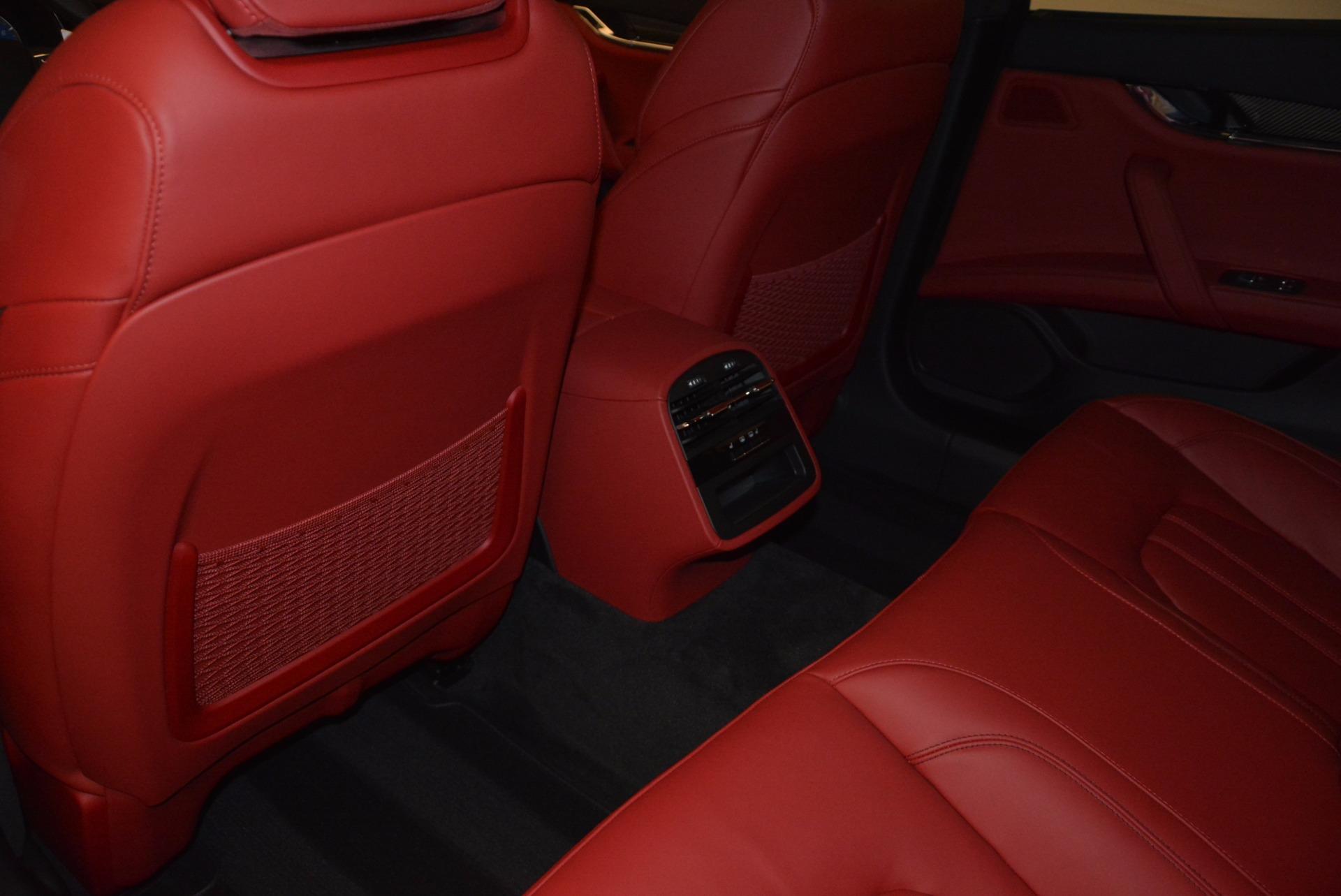 New 2017 Maserati Quattroporte S Q4 GranSport For Sale In Greenwich, CT 960_p20