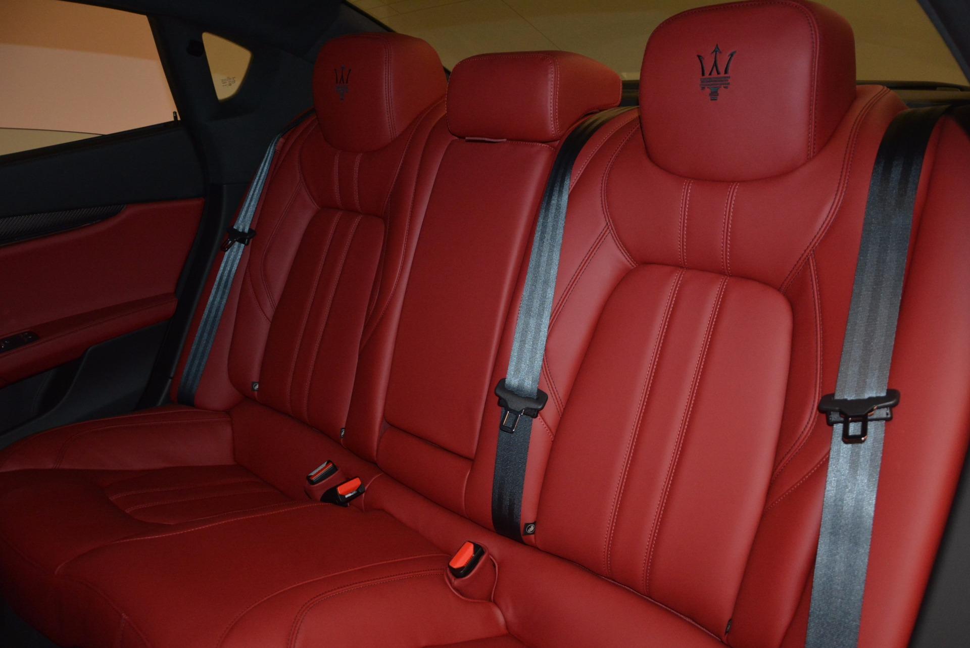 New 2017 Maserati Quattroporte S Q4 GranSport For Sale In Greenwich, CT 960_p22