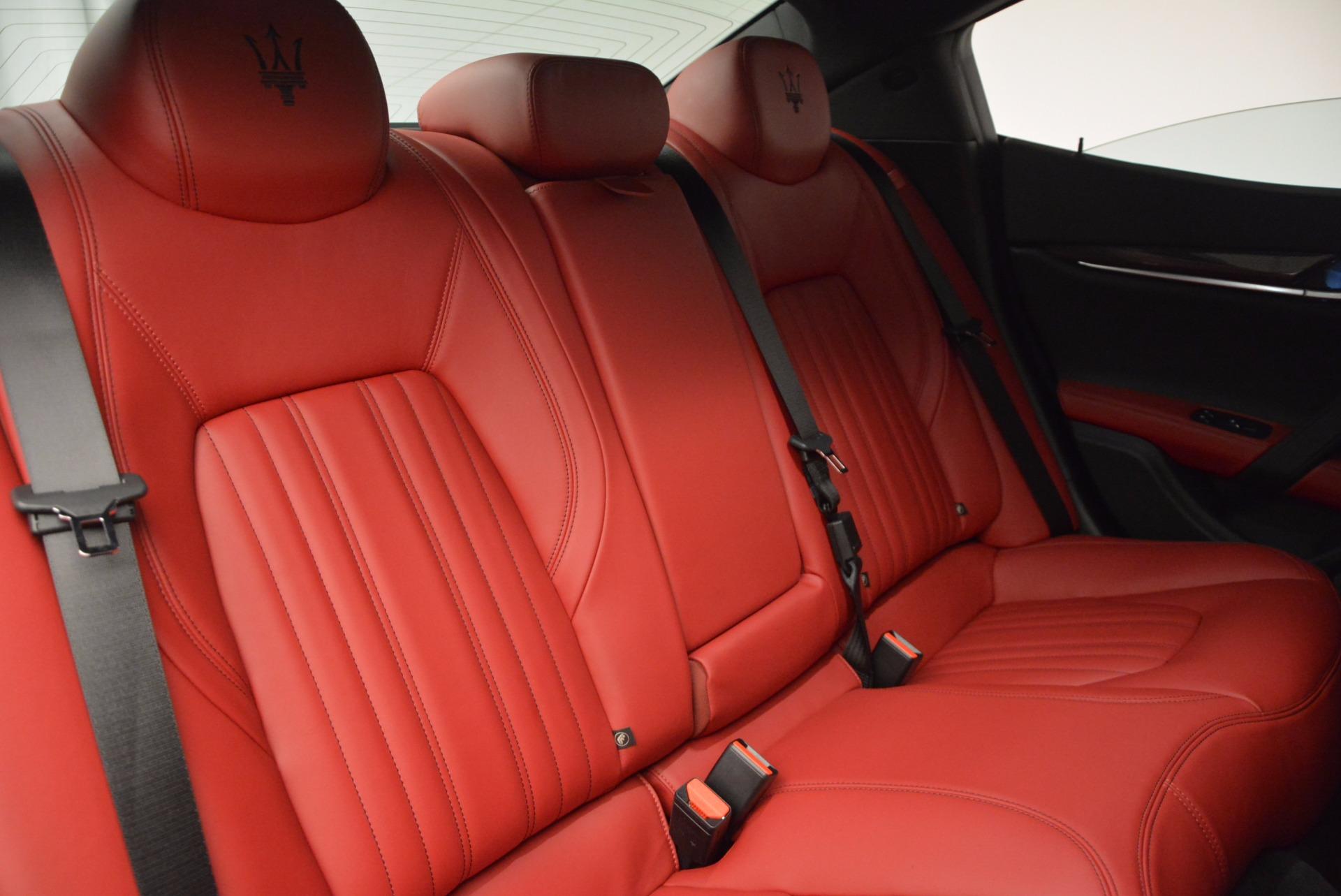 New 2017 Maserati Ghibli S Q4 For Sale In Greenwich, CT 961_p22
