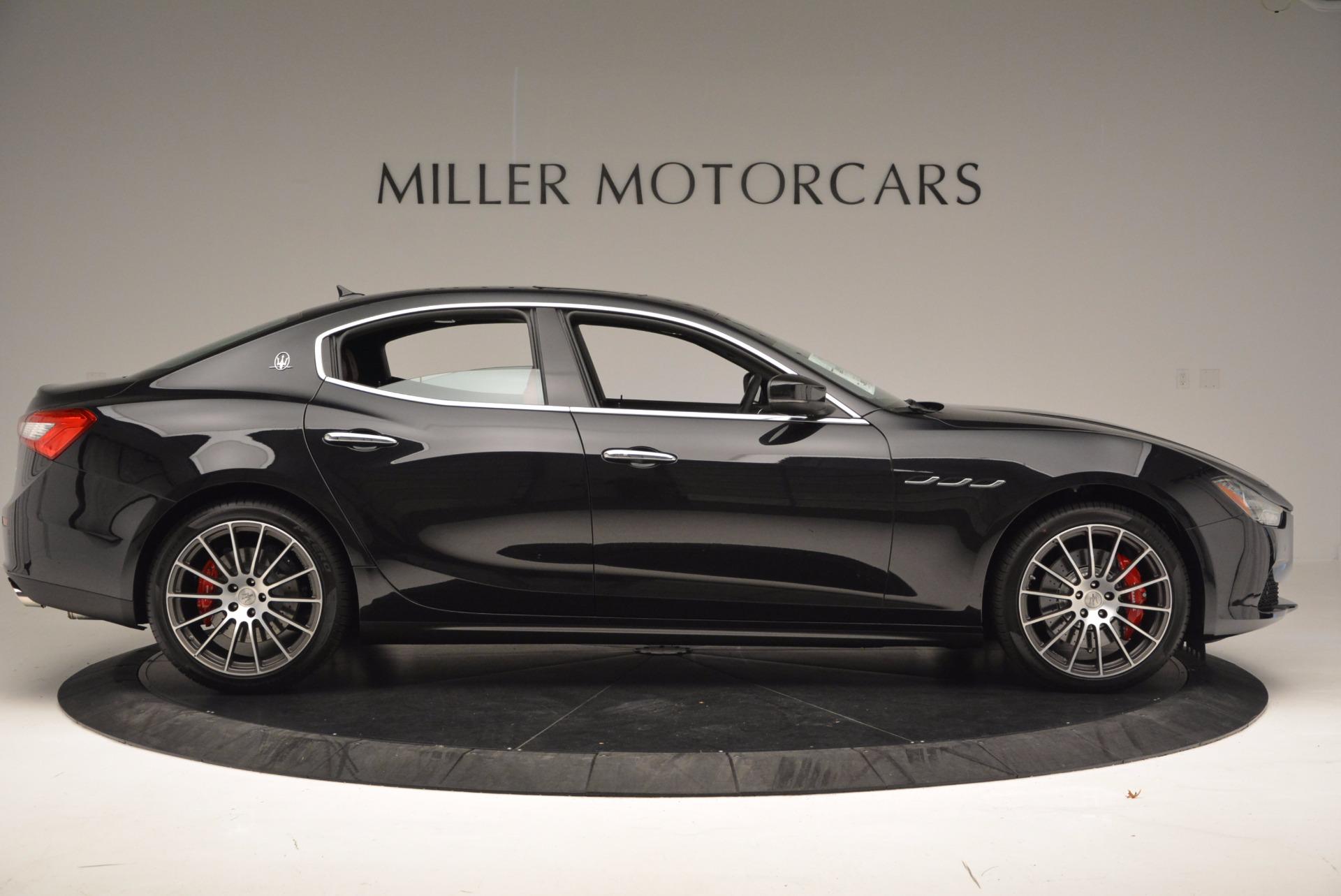 New 2017 Maserati Ghibli S Q4 For Sale In Greenwich, CT 961_p3