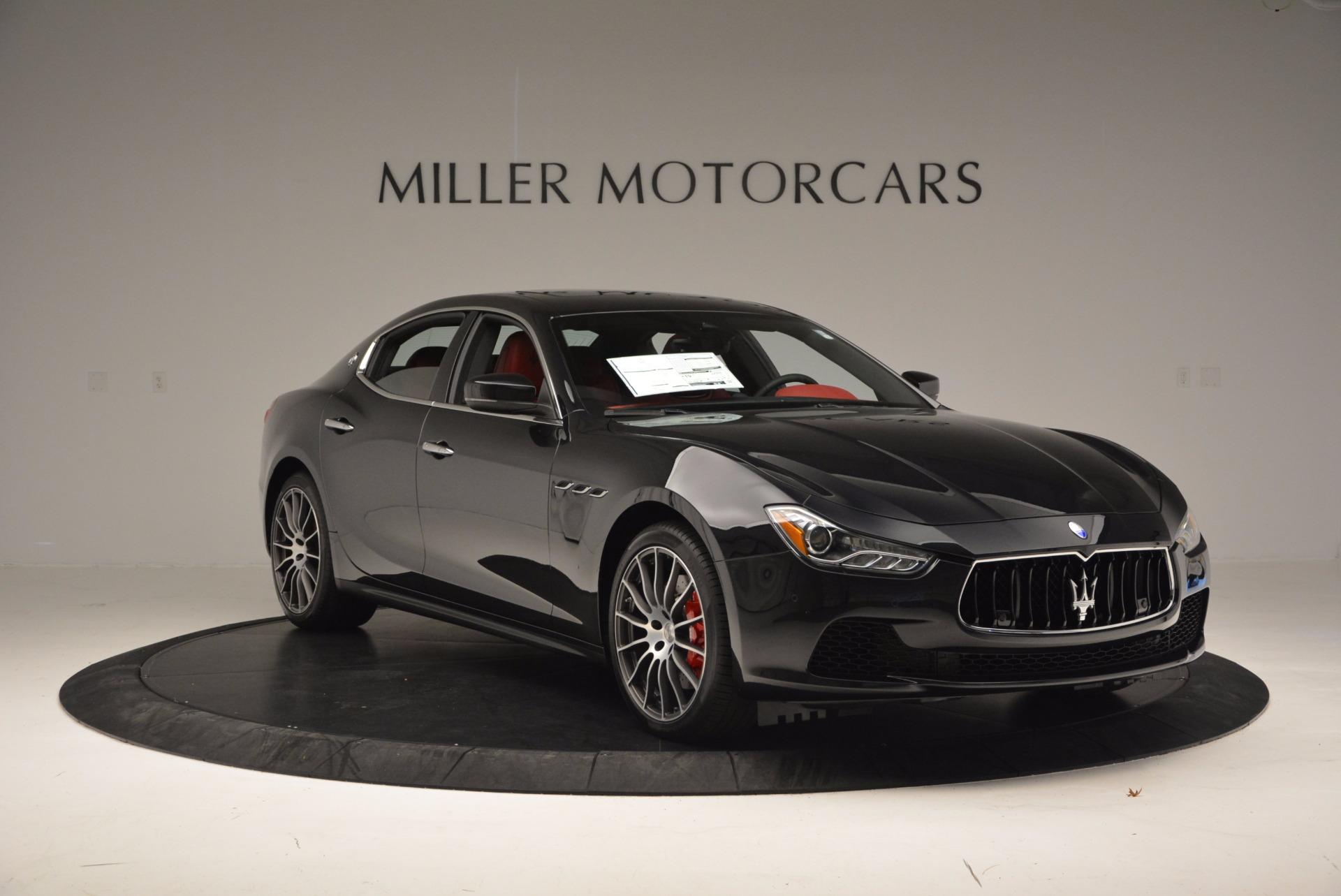New 2017 Maserati Ghibli S Q4 For Sale In Greenwich, CT 961_p5