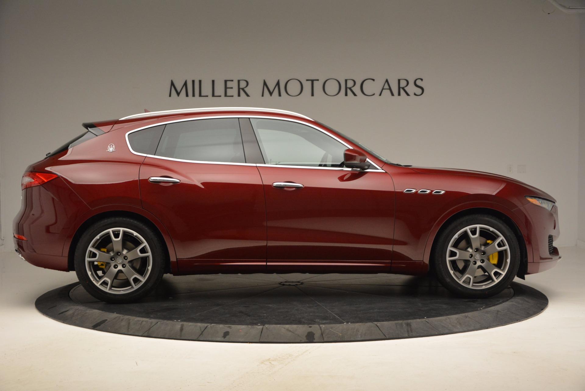 New 2017 Maserati Levante S For Sale In Greenwich, CT 965_p10