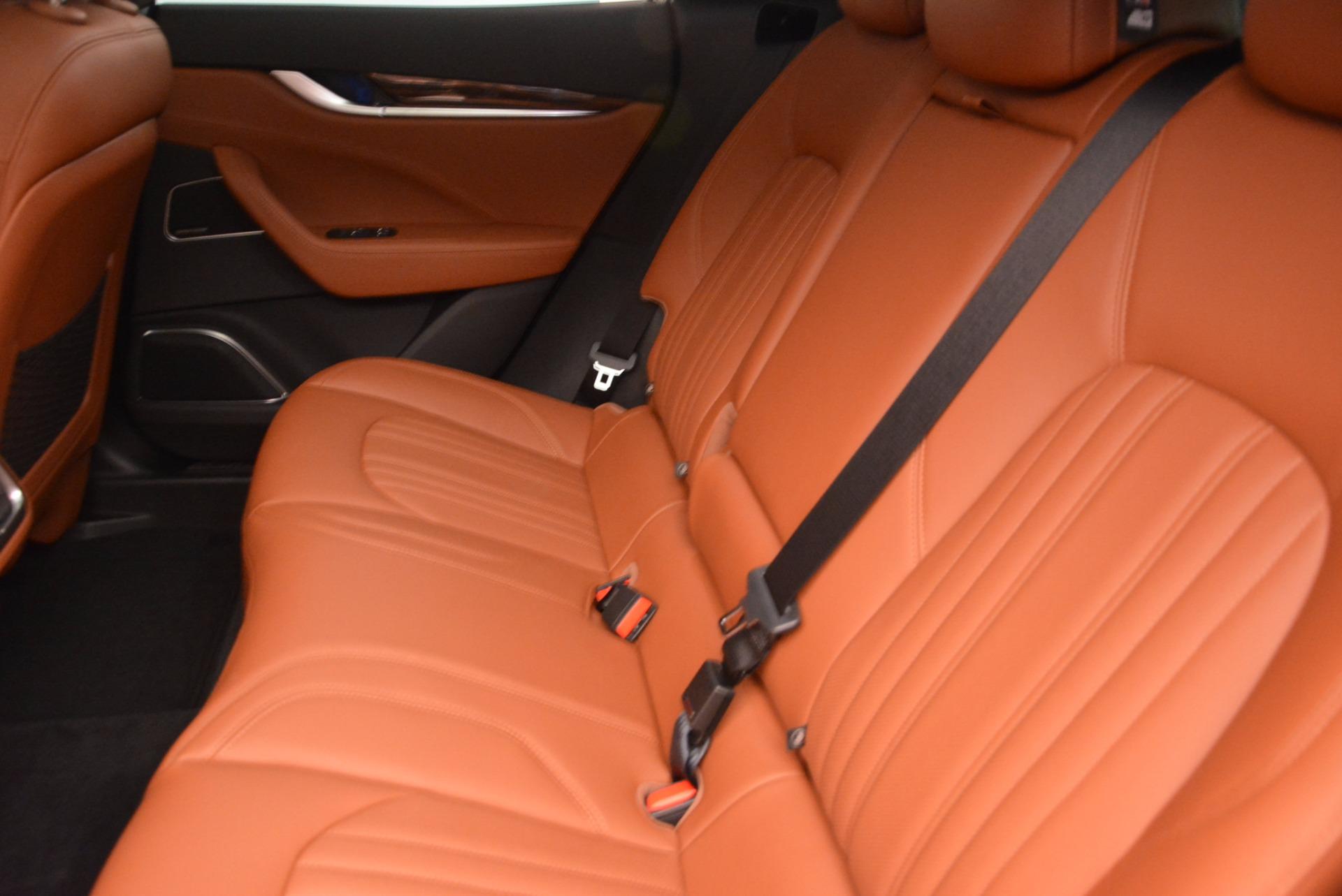 New 2017 Maserati Levante S For Sale In Greenwich, CT 965_p19