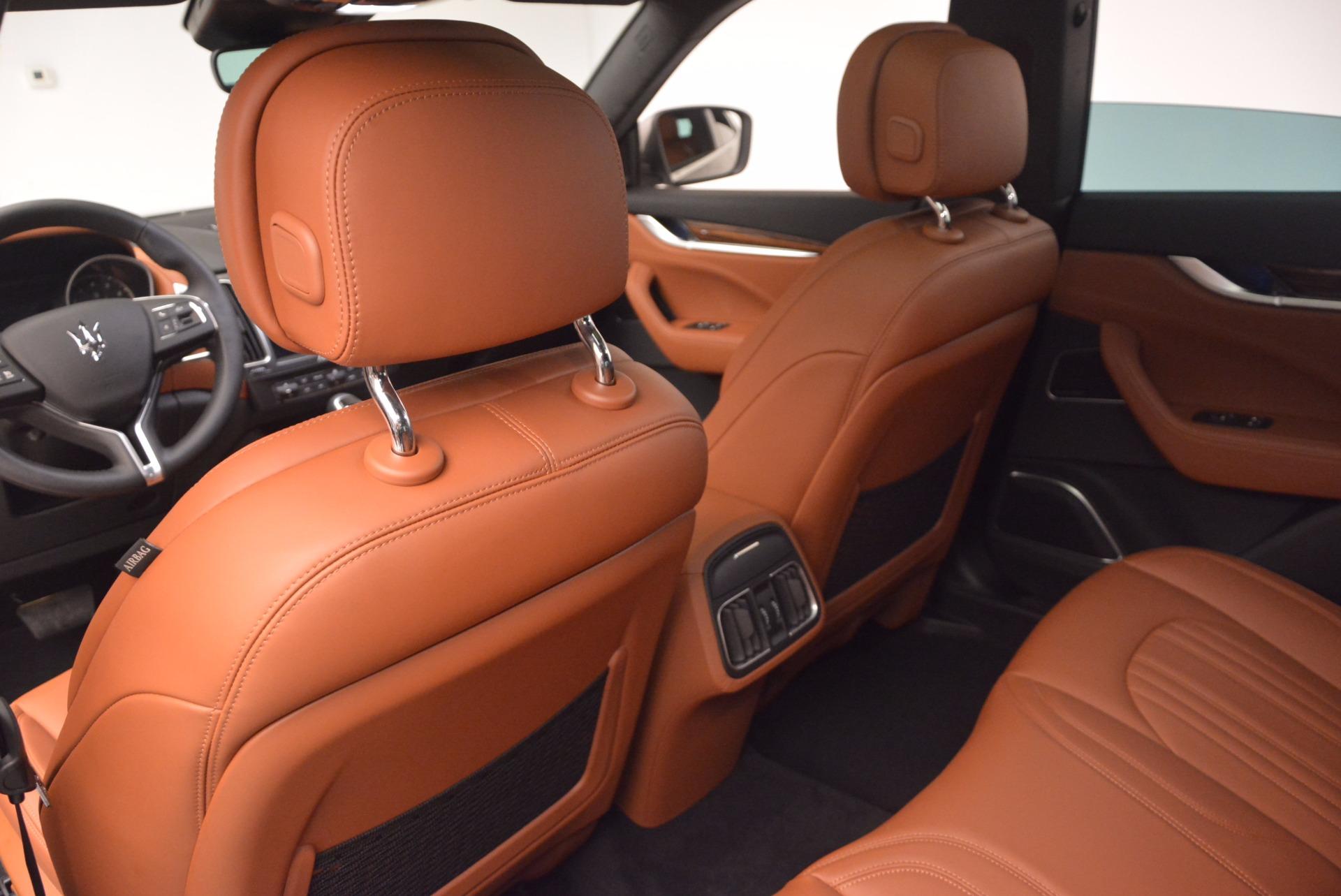 New 2017 Maserati Levante S For Sale In Greenwich, CT 965_p20
