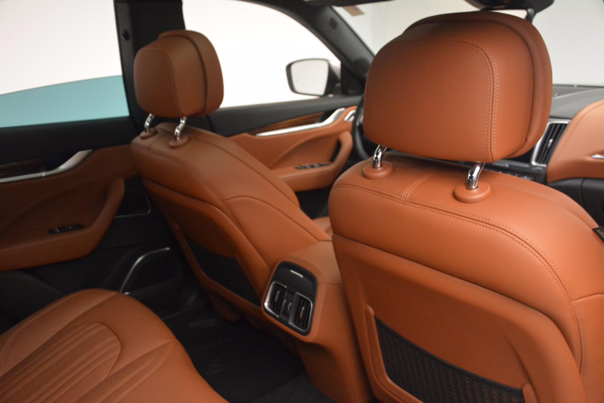 New 2017 Maserati Levante S For Sale In Greenwich, CT 965_p26