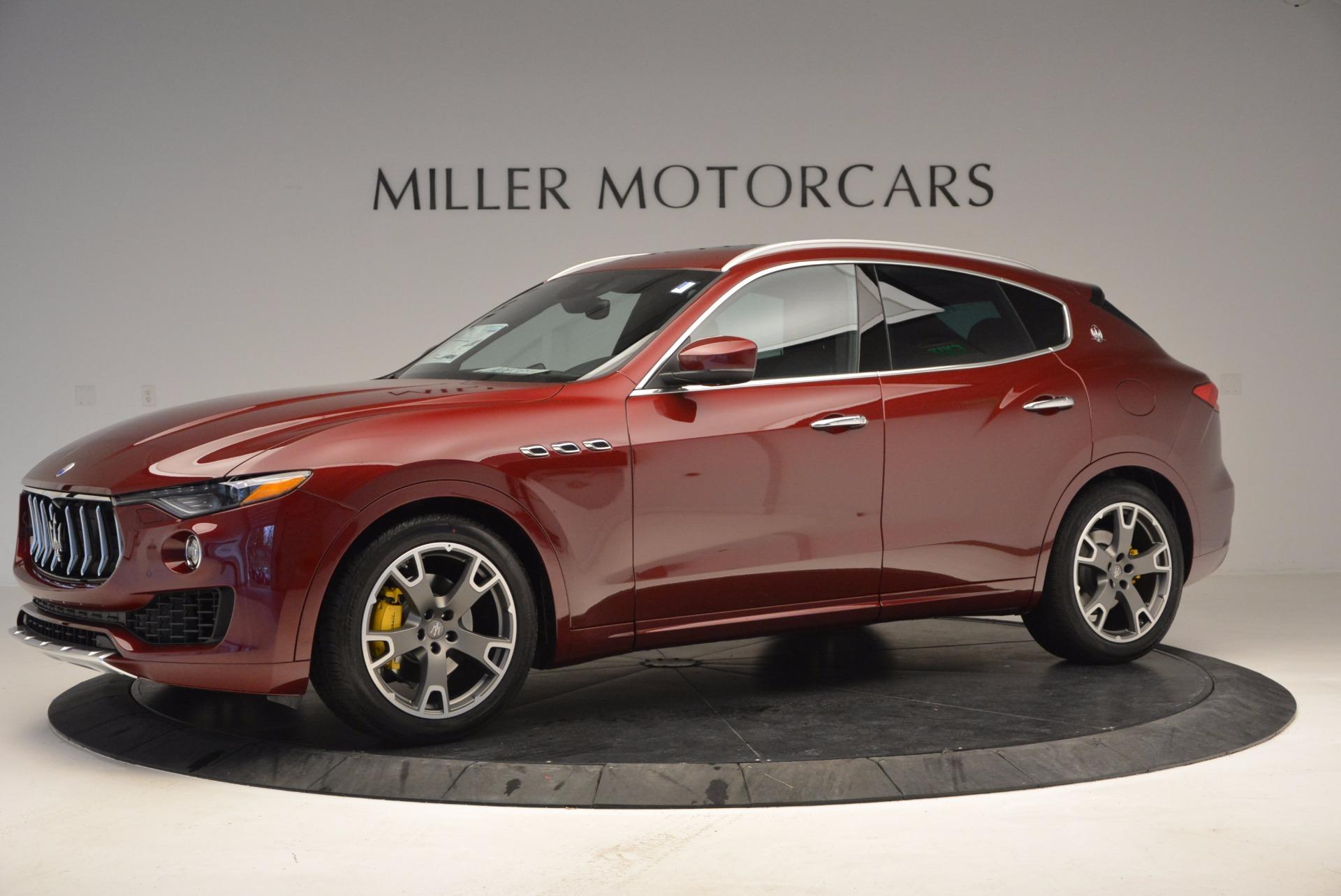 New 2017 Maserati Levante S For Sale In Greenwich, CT 965_p3