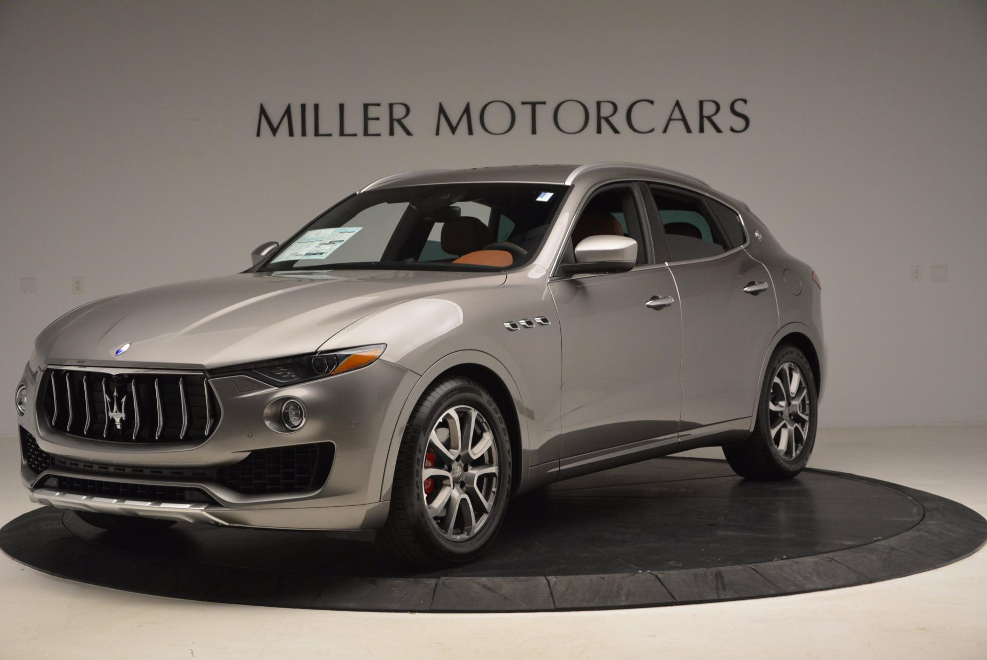 New 2017 Maserati Levante  For Sale In Greenwich, CT 966_main