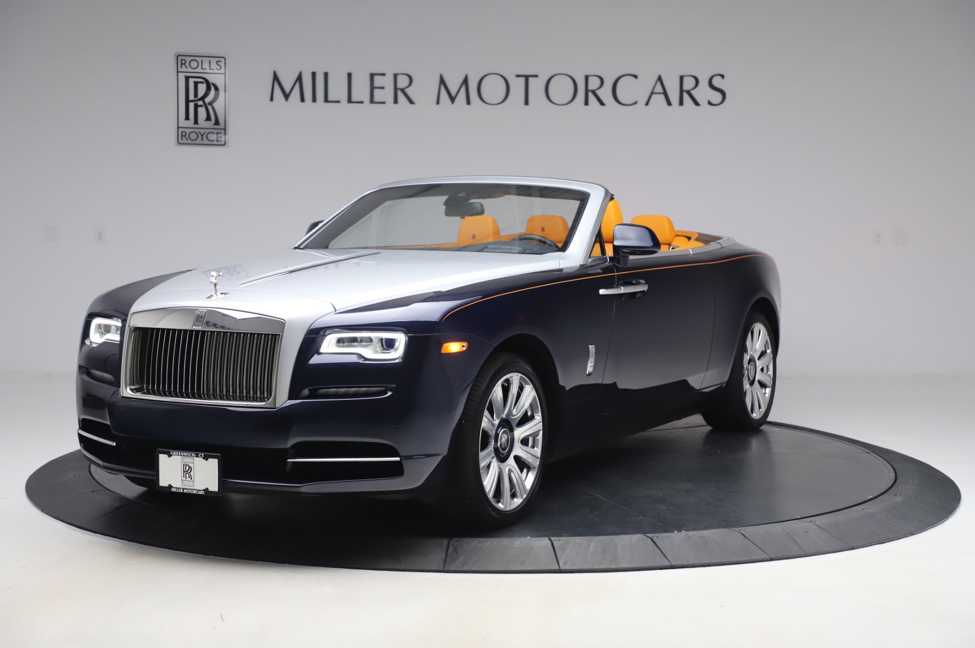 New 2017 Rolls-Royce Dawn  For Sale In Greenwich, CT 969_main
