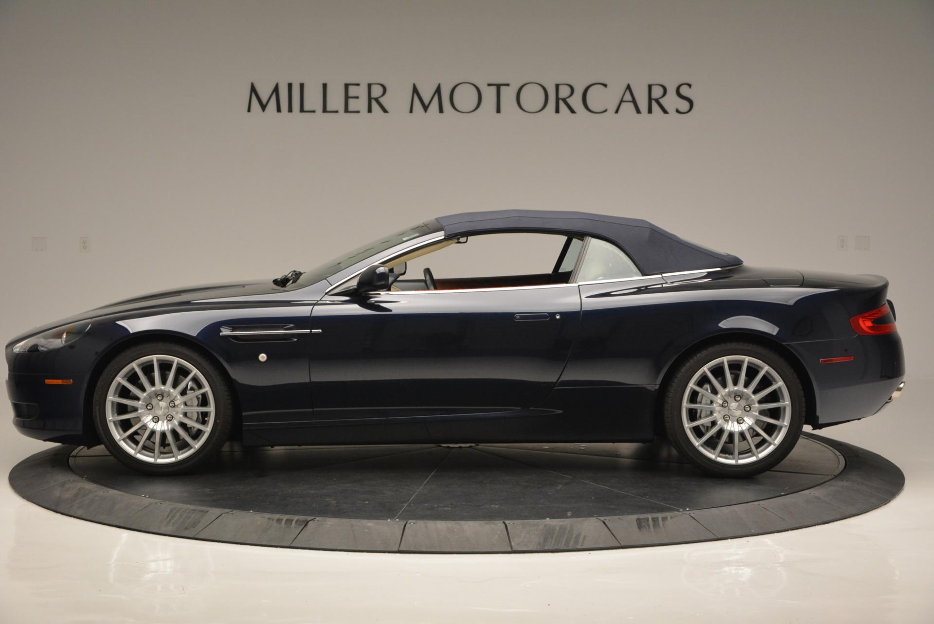 Used 2007 Aston Martin DB9 Volante For Sale In Greenwich, CT 97_p15