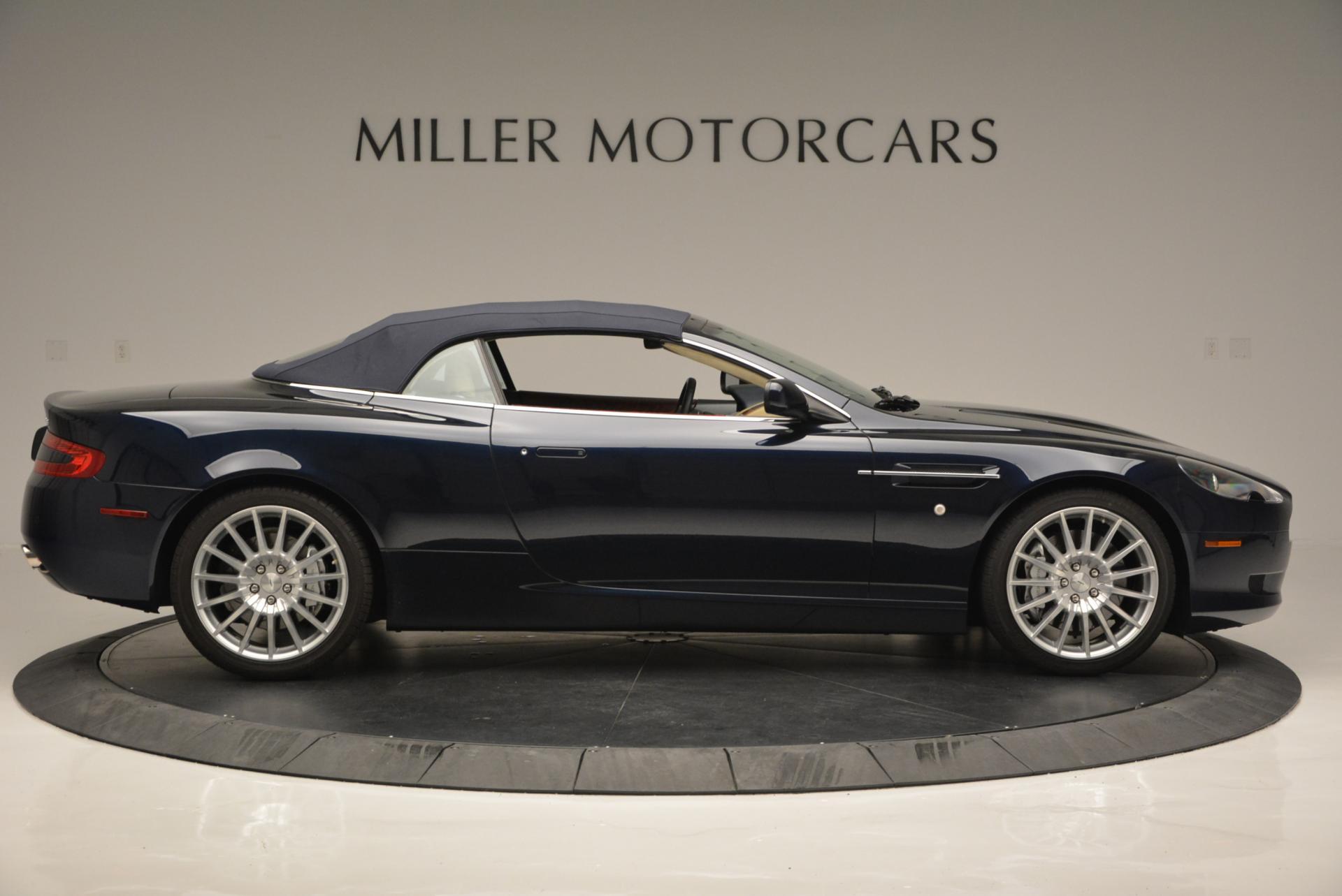 Used 2007 Aston Martin DB9 Volante For Sale In Greenwich, CT 97_p21