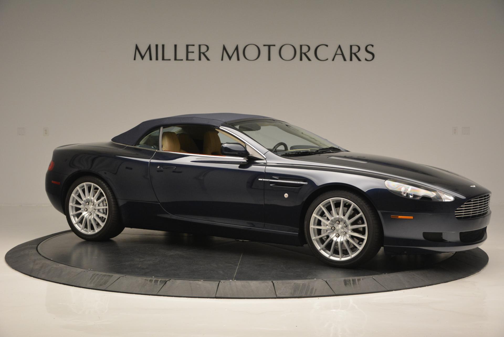 Used 2007 Aston Martin DB9 Volante For Sale In Greenwich, CT 97_p22