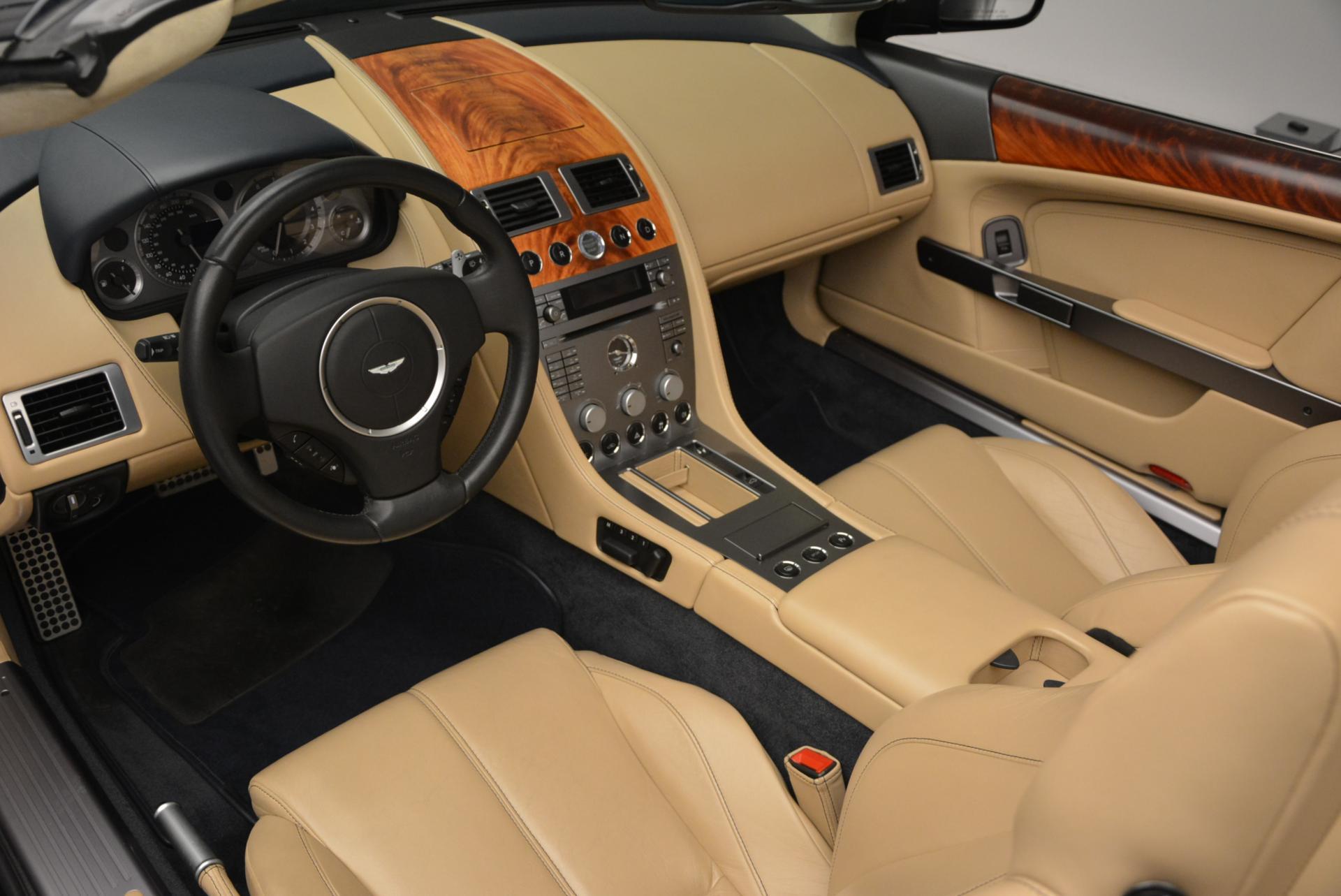 Used 2007 Aston Martin DB9 Volante For Sale In Greenwich, CT 97_p24